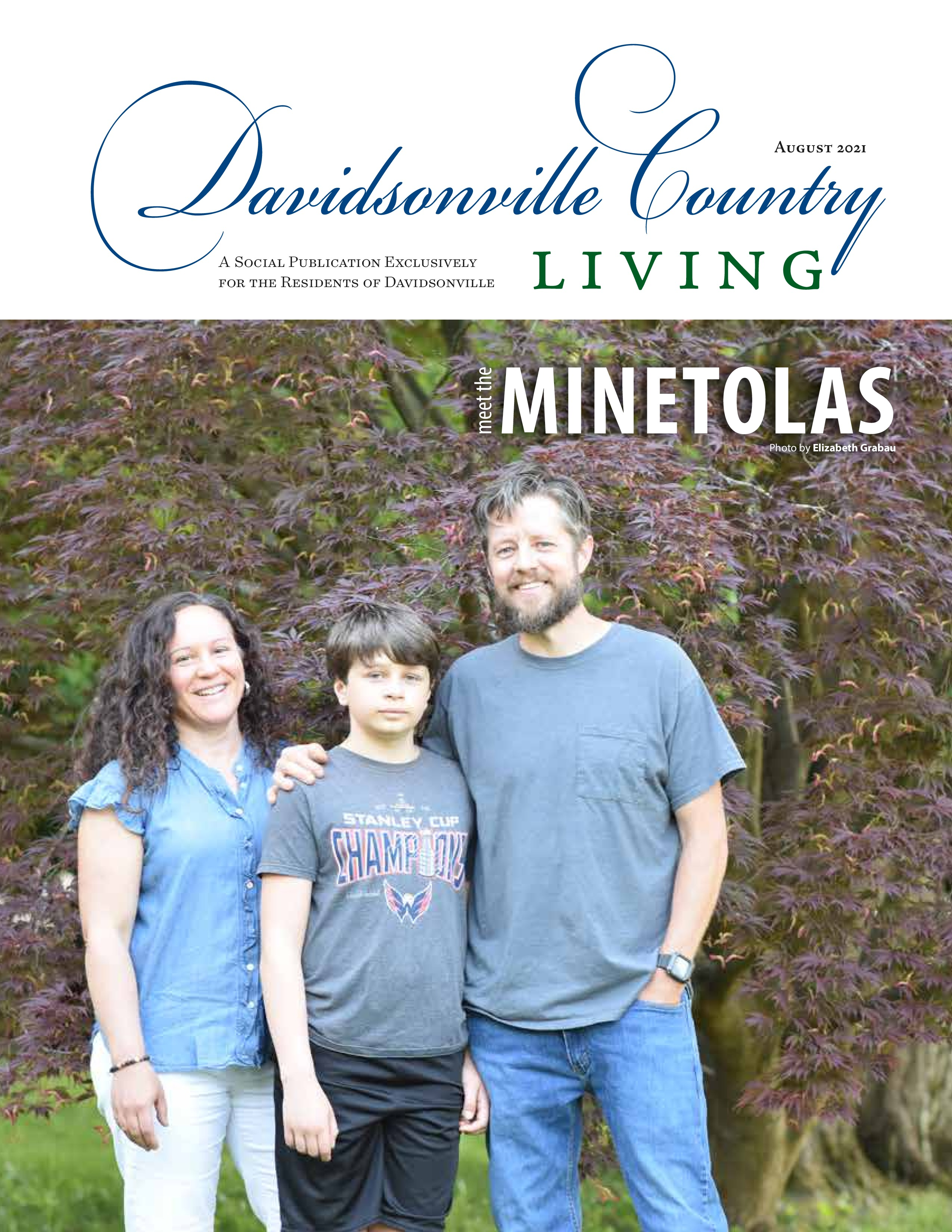 Davidsonville Country Living 2021-08-01