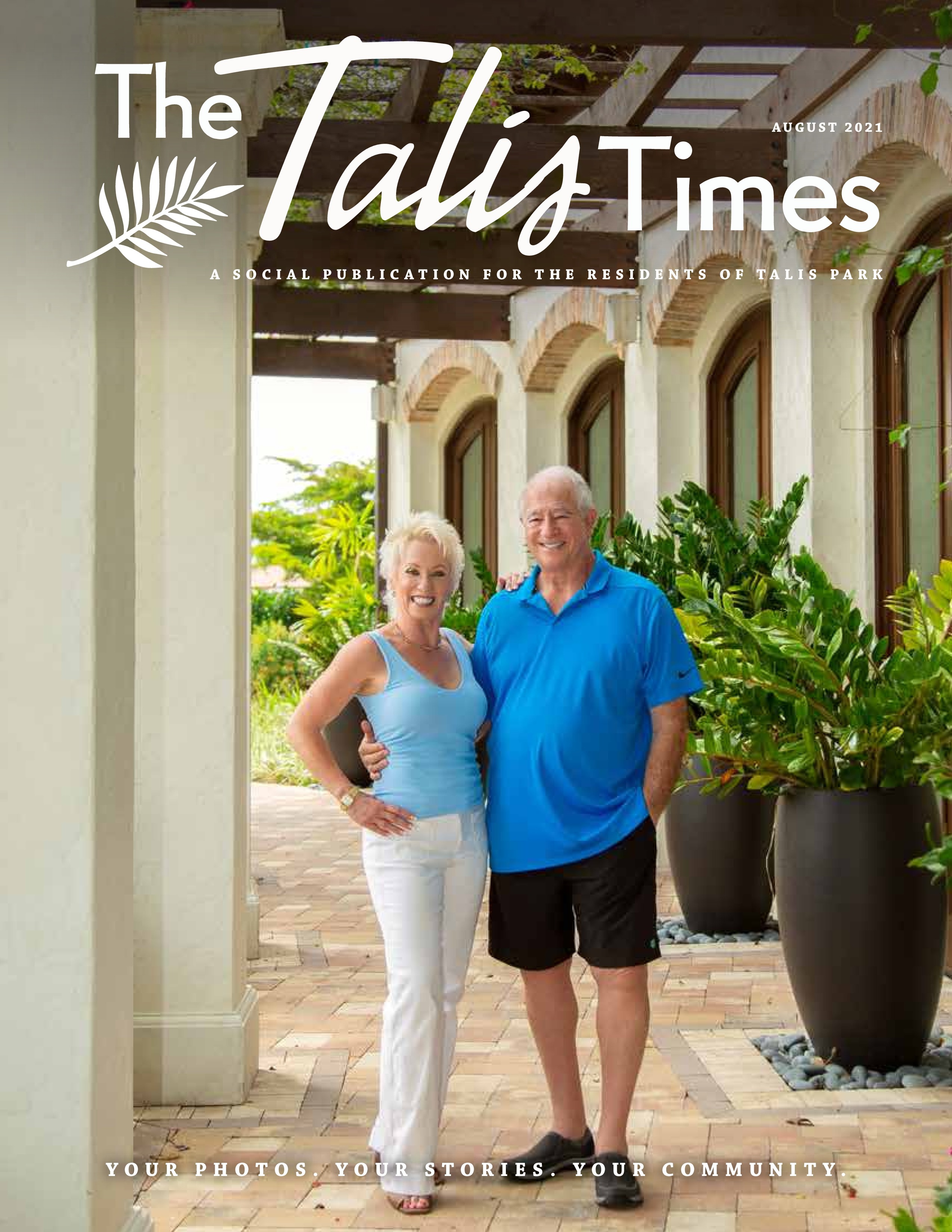 The Talis Times 2021-08-01