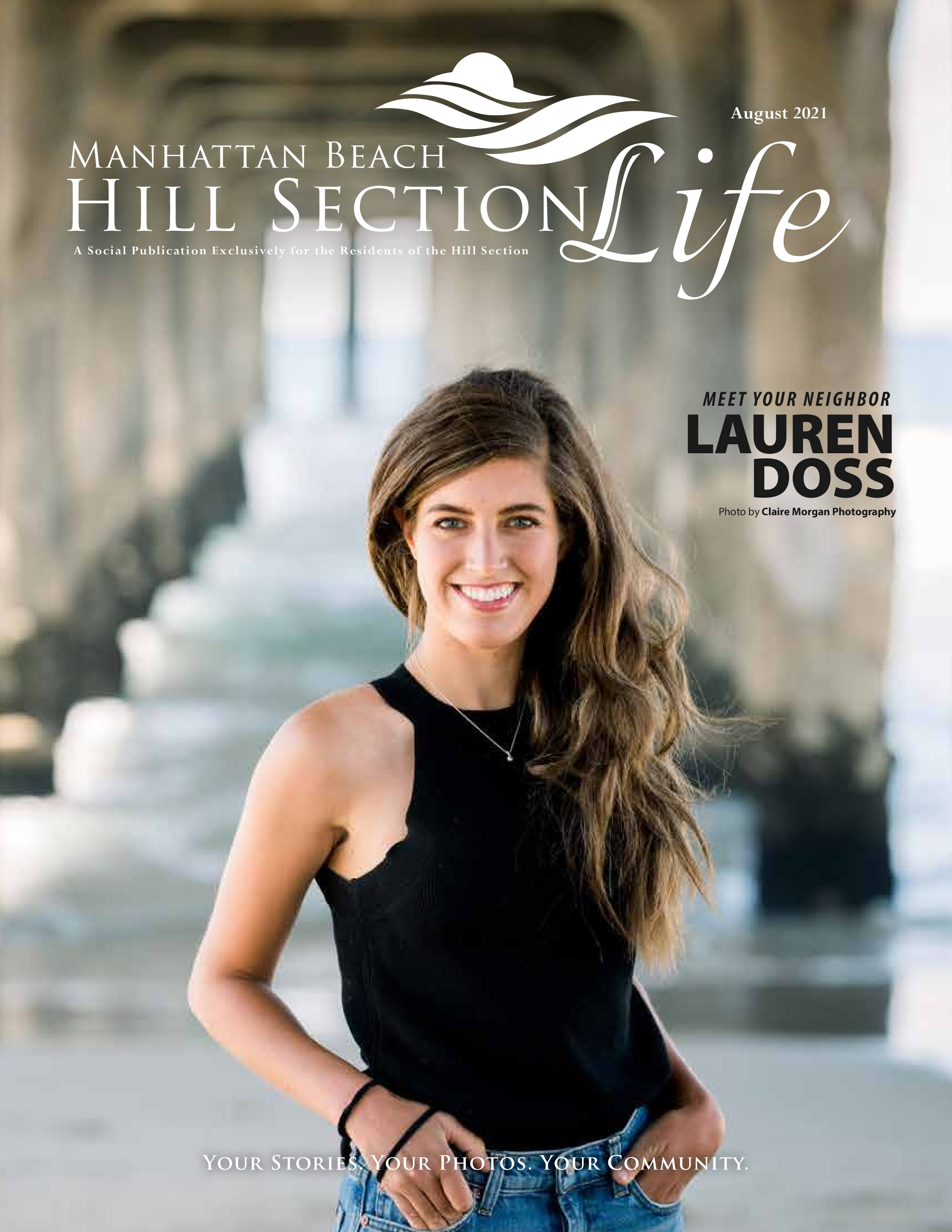 Manhattan Beach Hill Section Life 2021-08-01