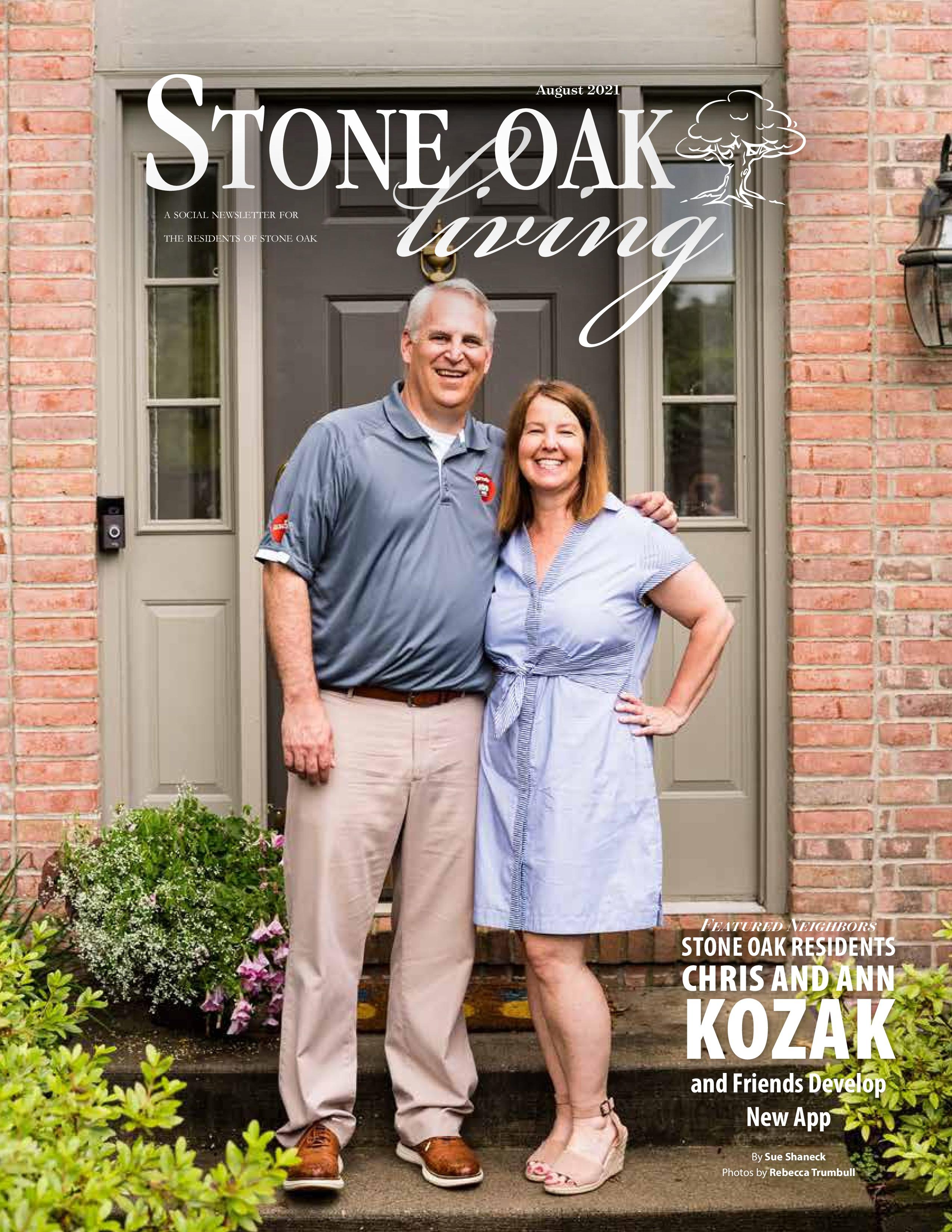 Stone Oak Living 2021-08-01