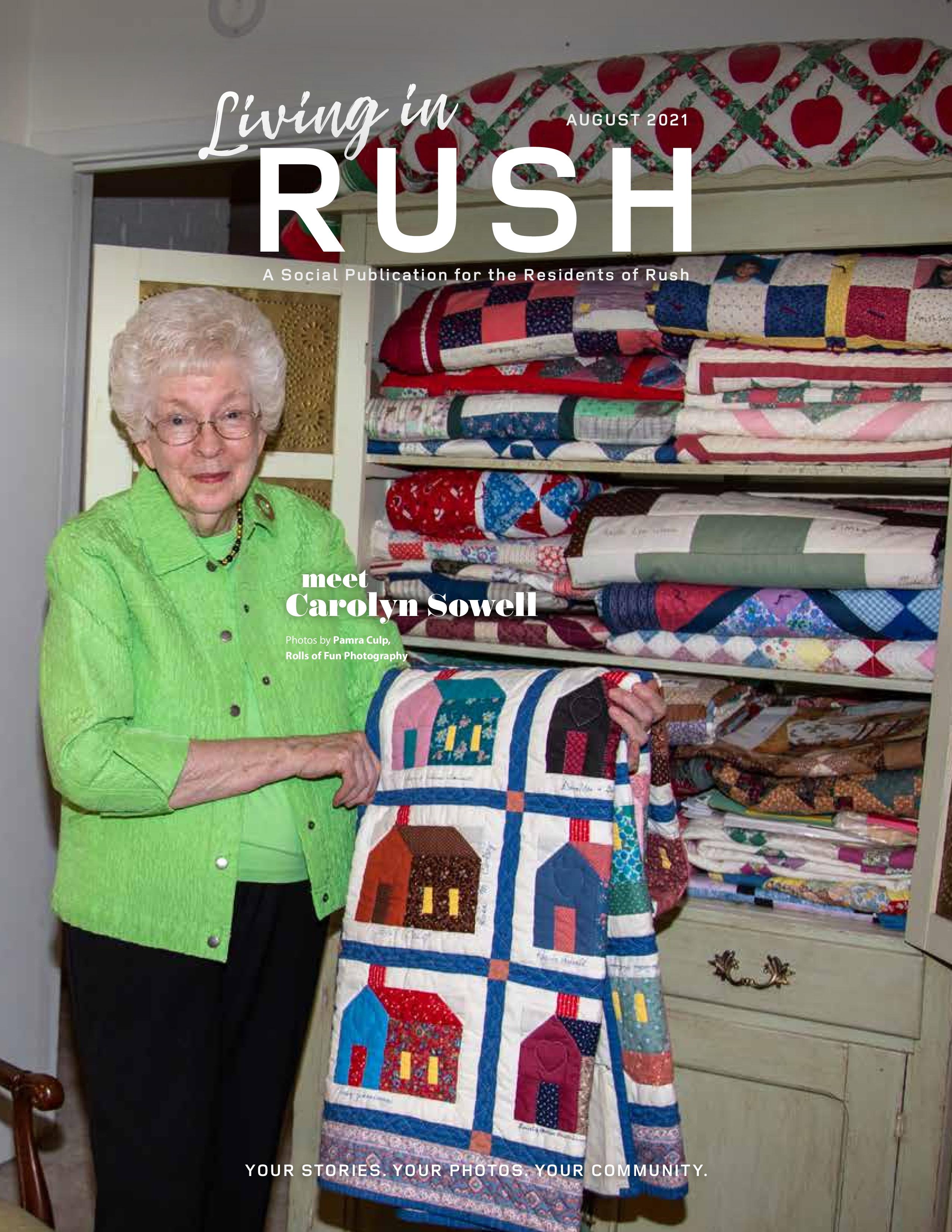 Living in Rush 2021-08-01