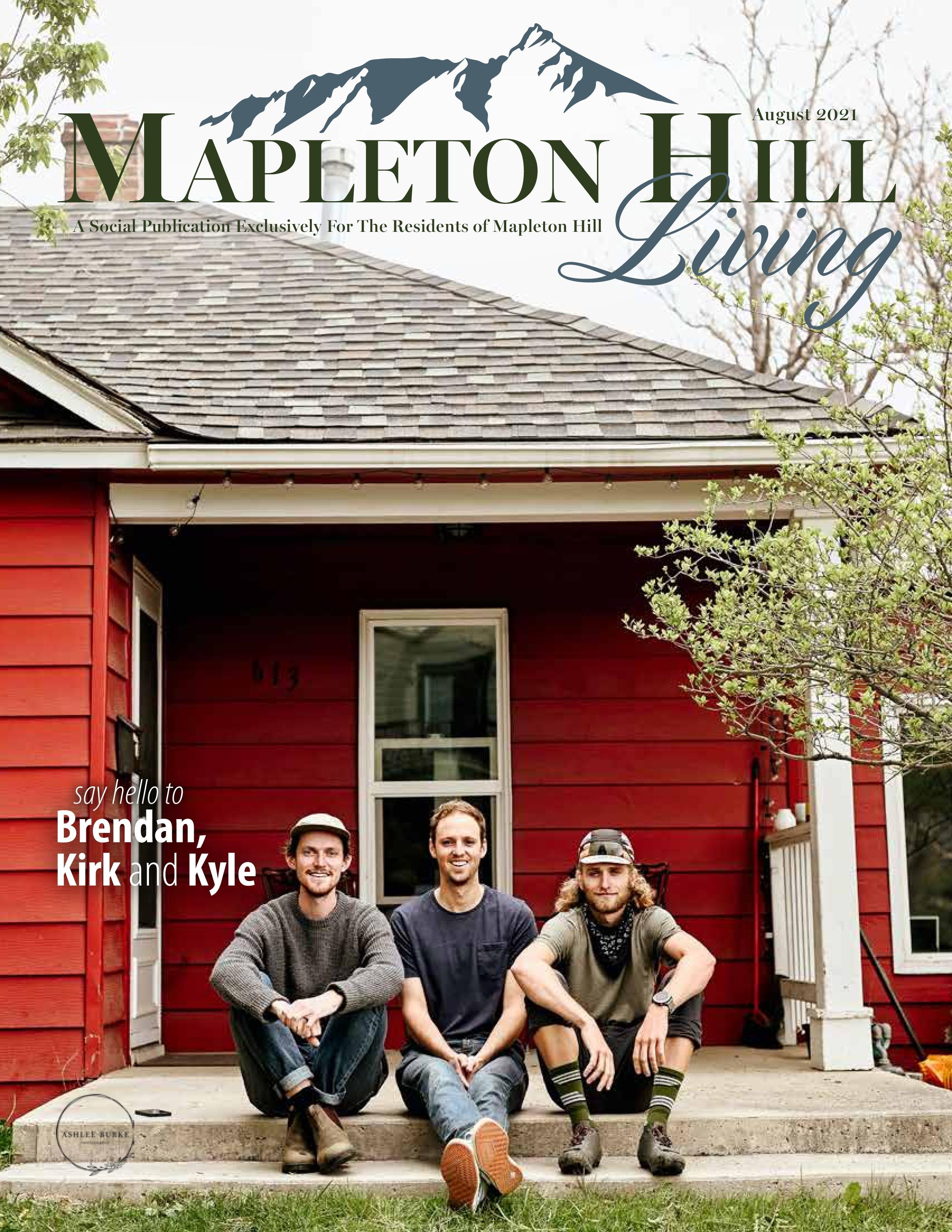 Mapleton Hill Living 2021-08-01