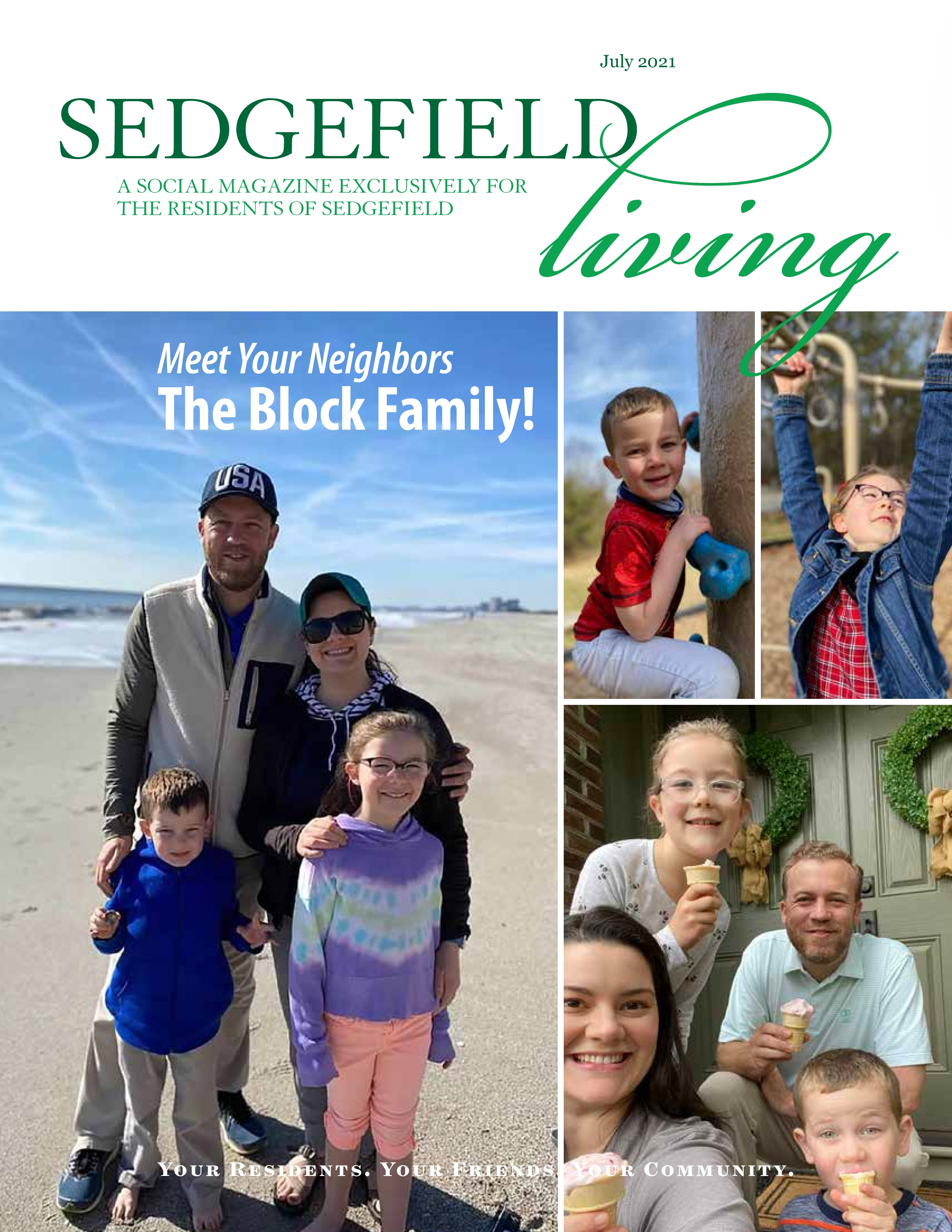 Sedgefield Living 2021-07-01
