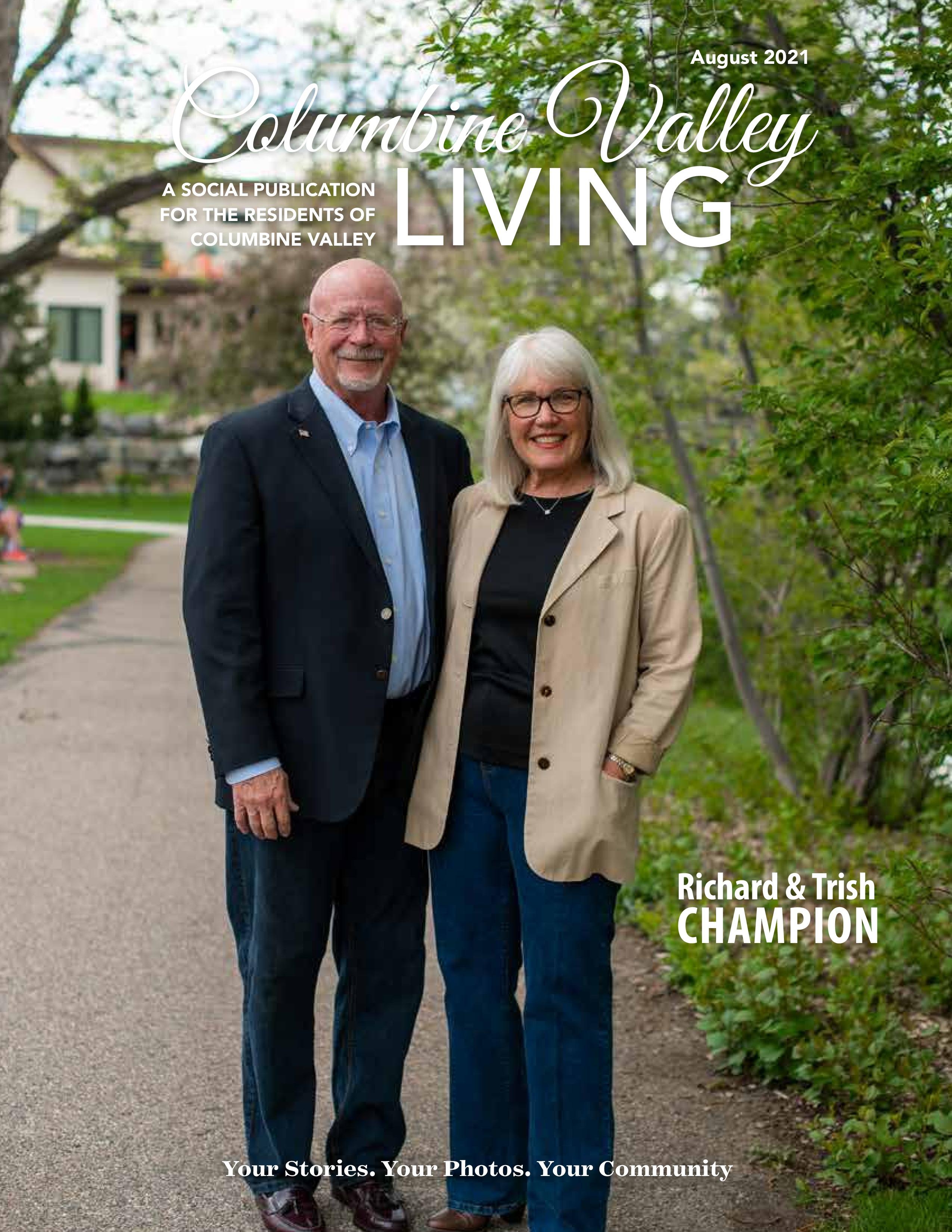 Columbine Valley Living 2021-08-01