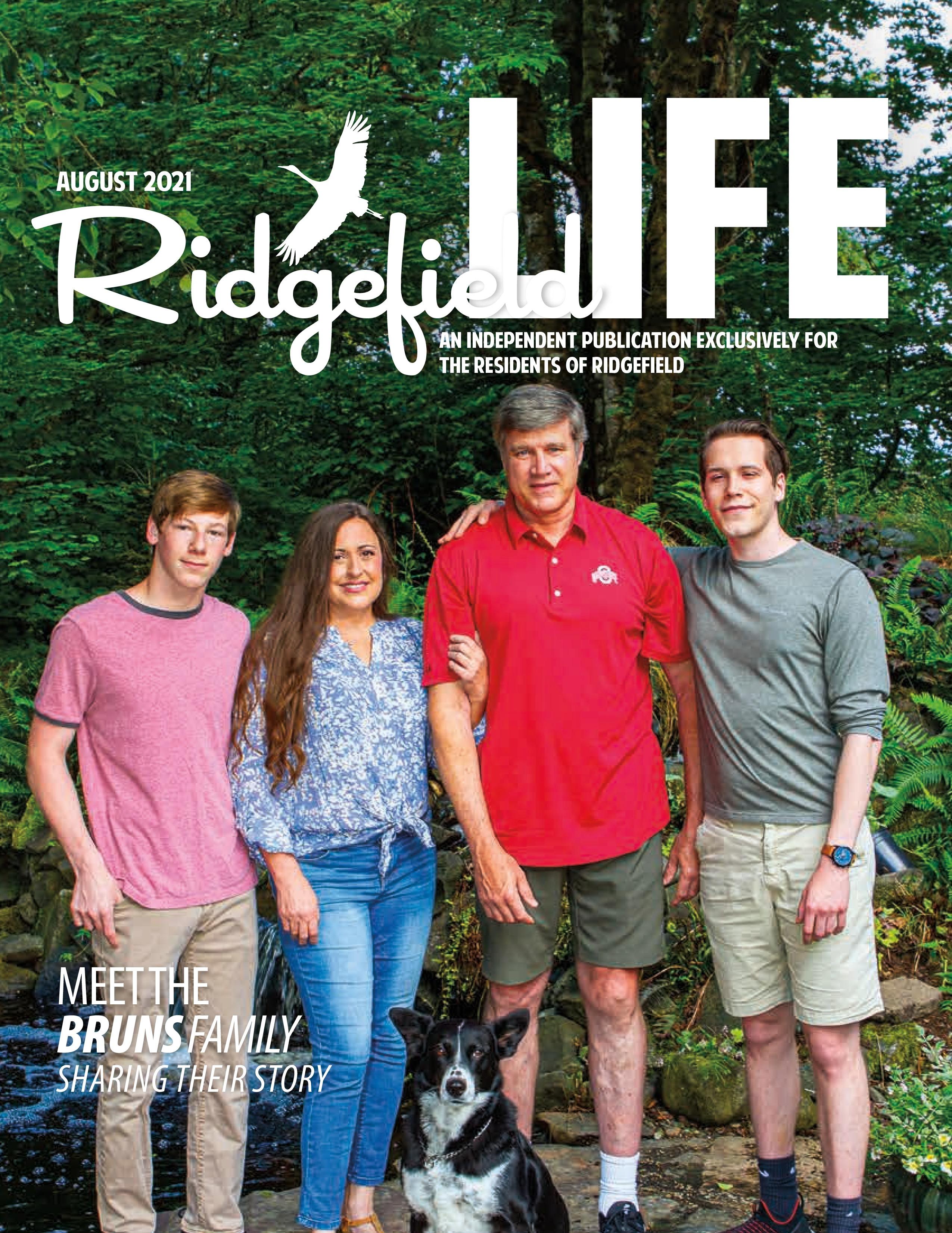 Ridgefield Life 2021-08-01