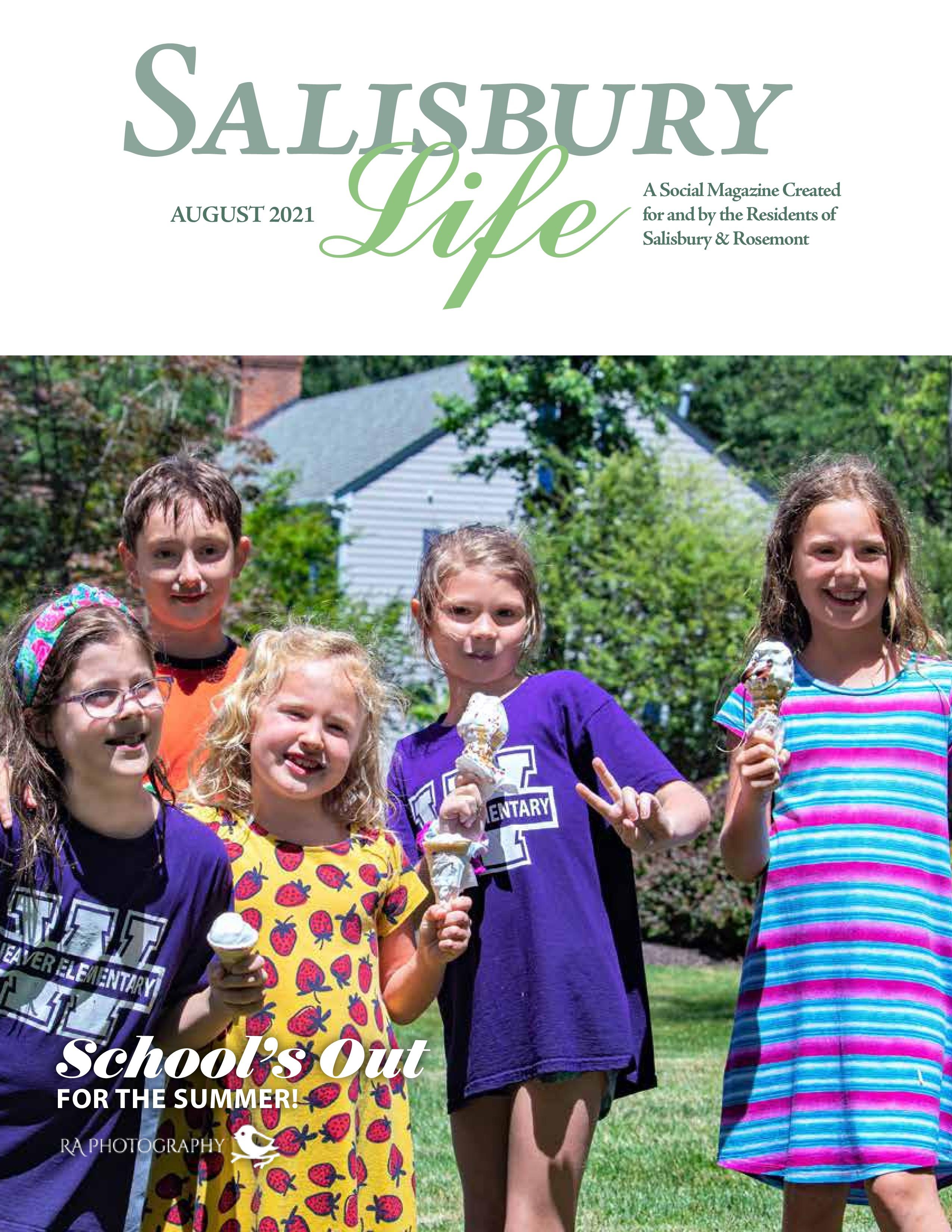 Salisbury Life 2021-08-01