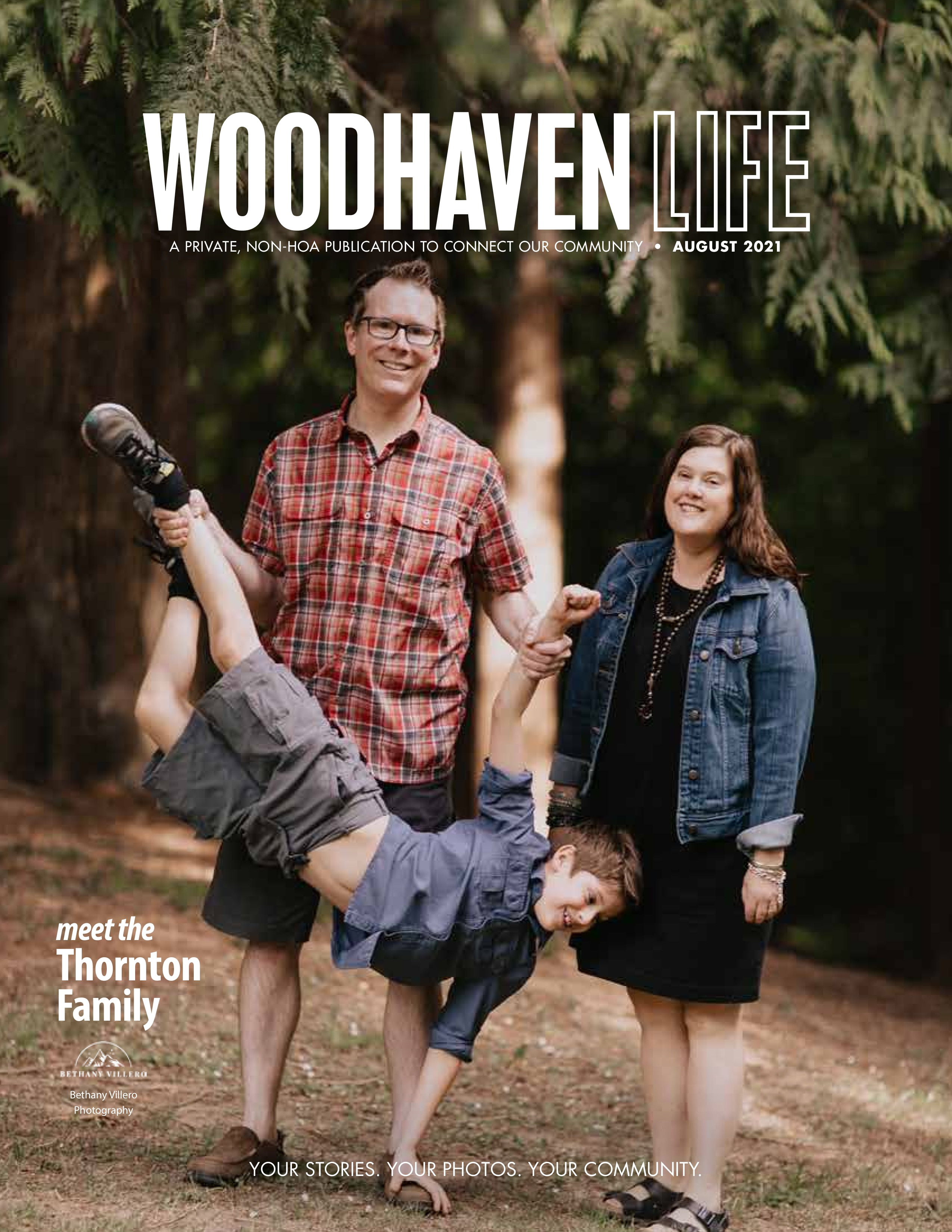 Woodhaven Life (Old) 2021-08-01