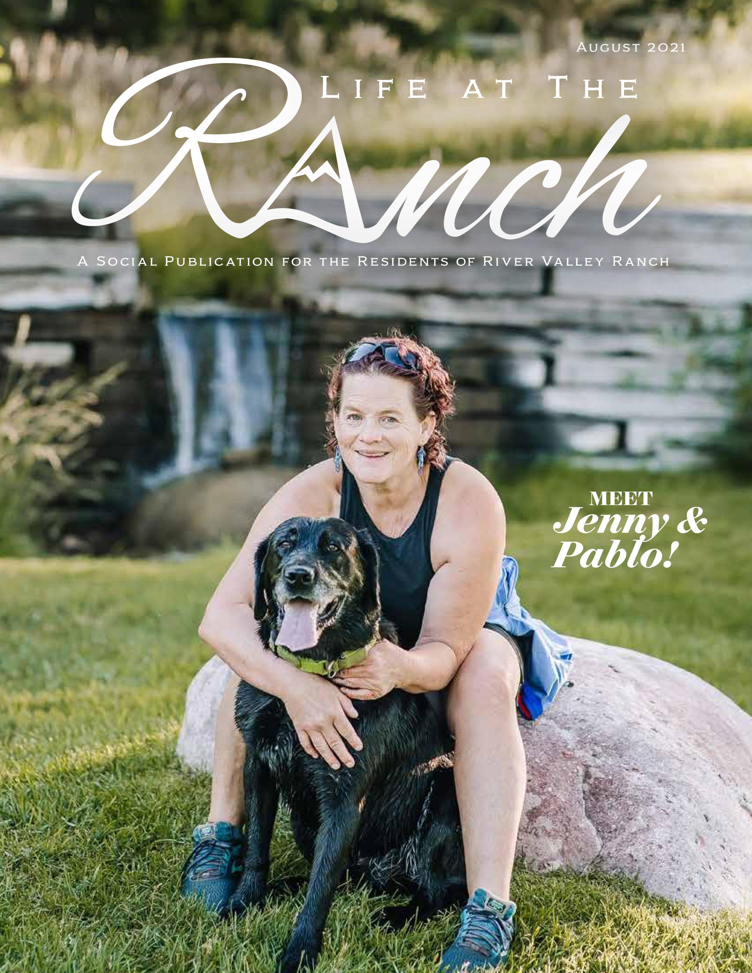 Life at the Ranch 2021-08-01