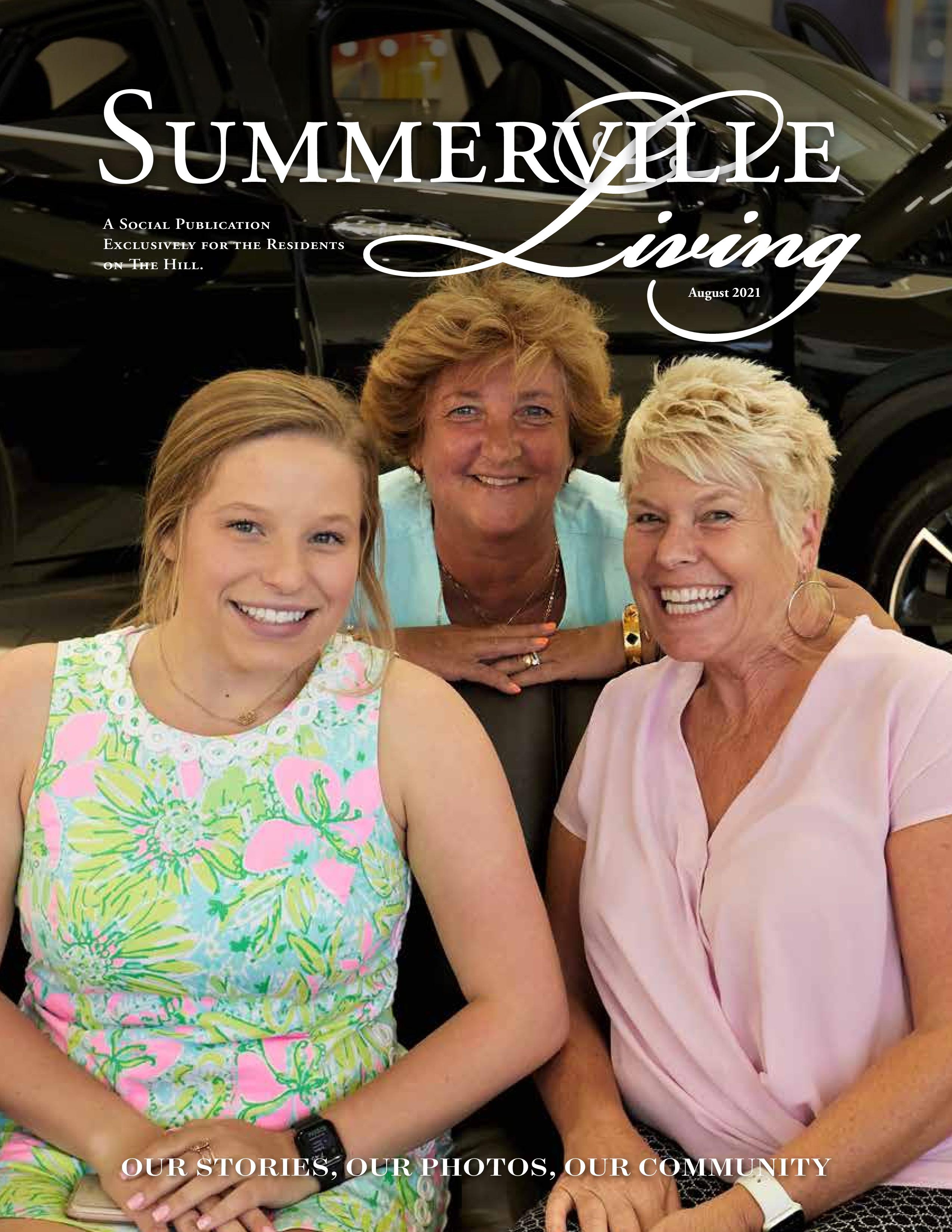 Summerville Living 2021-08-01