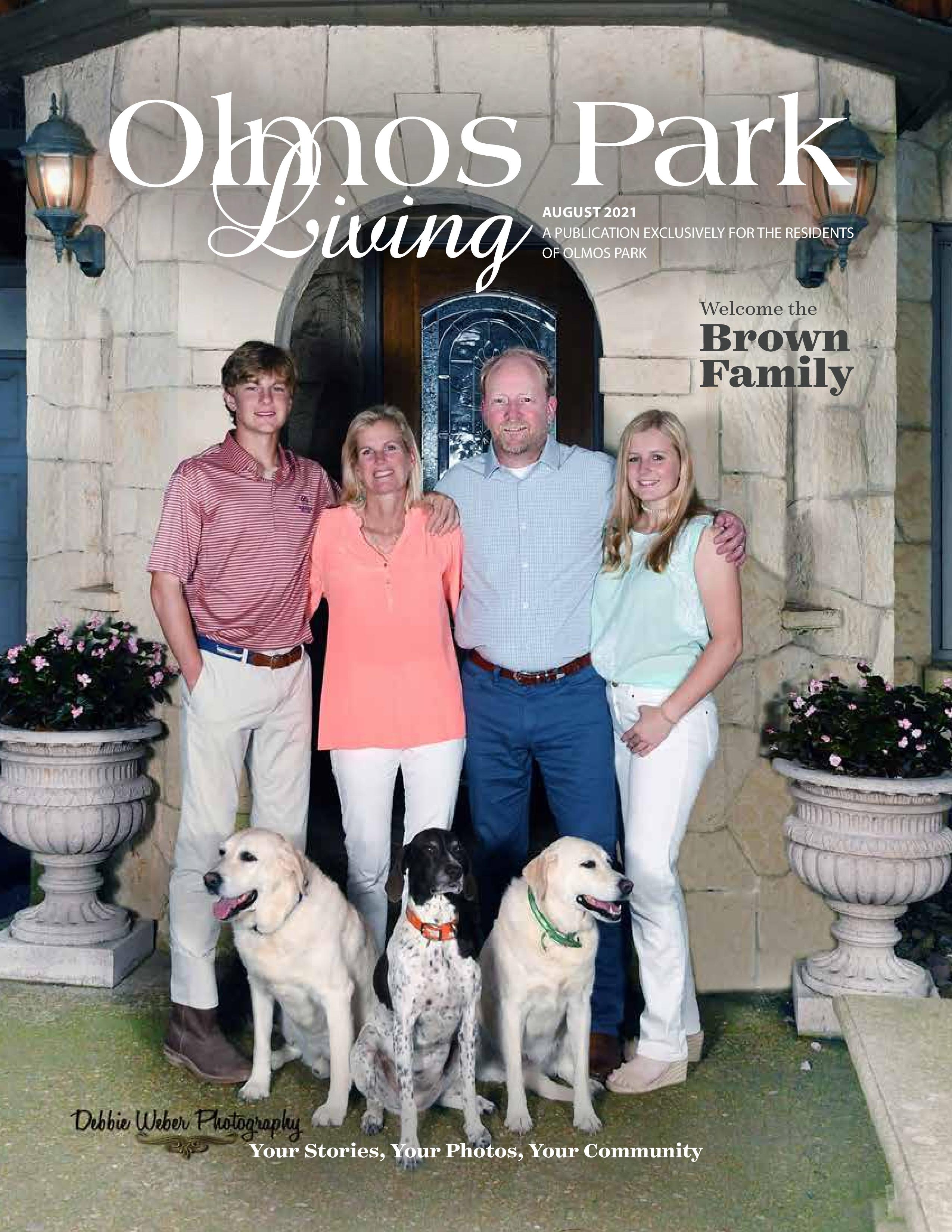 Olmos Park Living 2021-08-01
