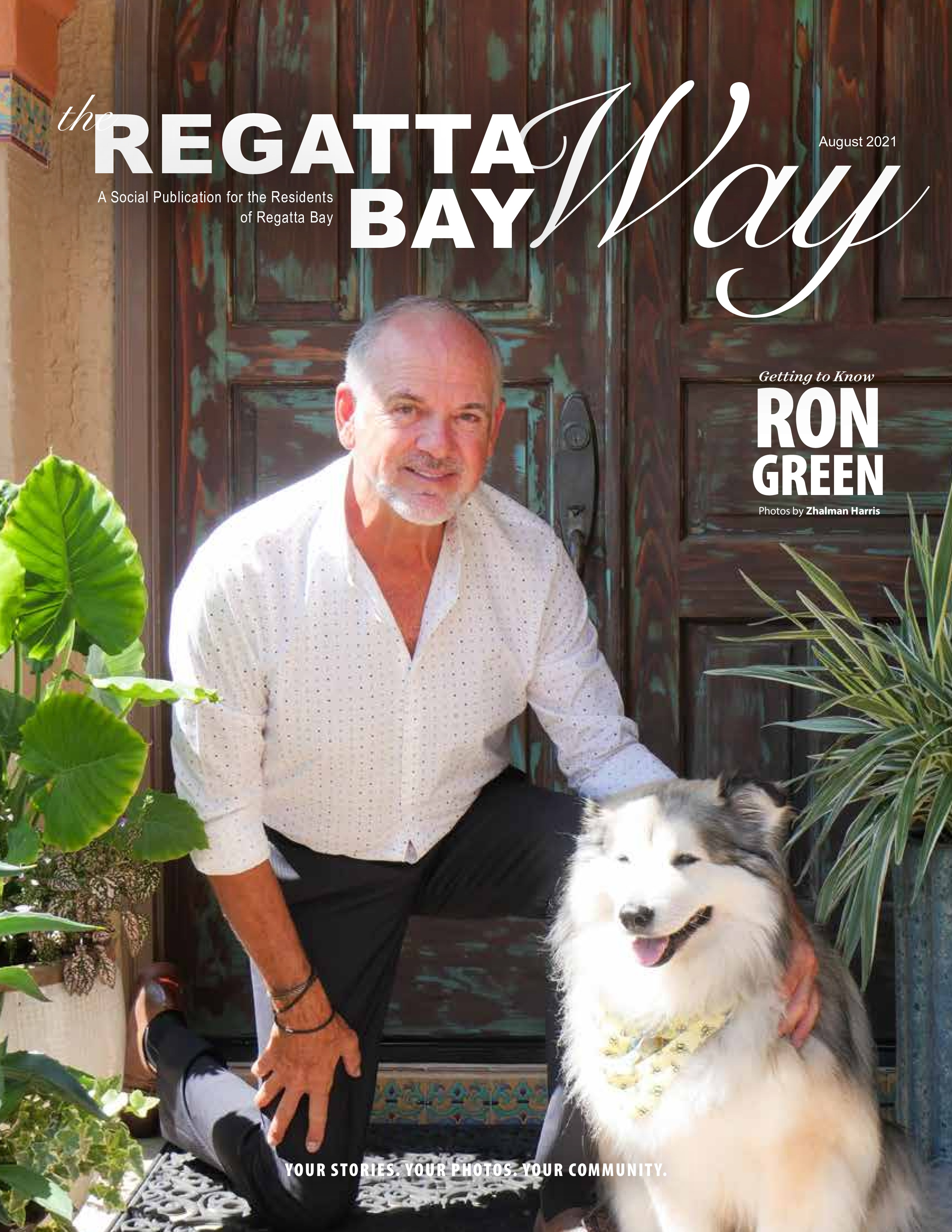 The Regatta Bay Way 2021-08-01