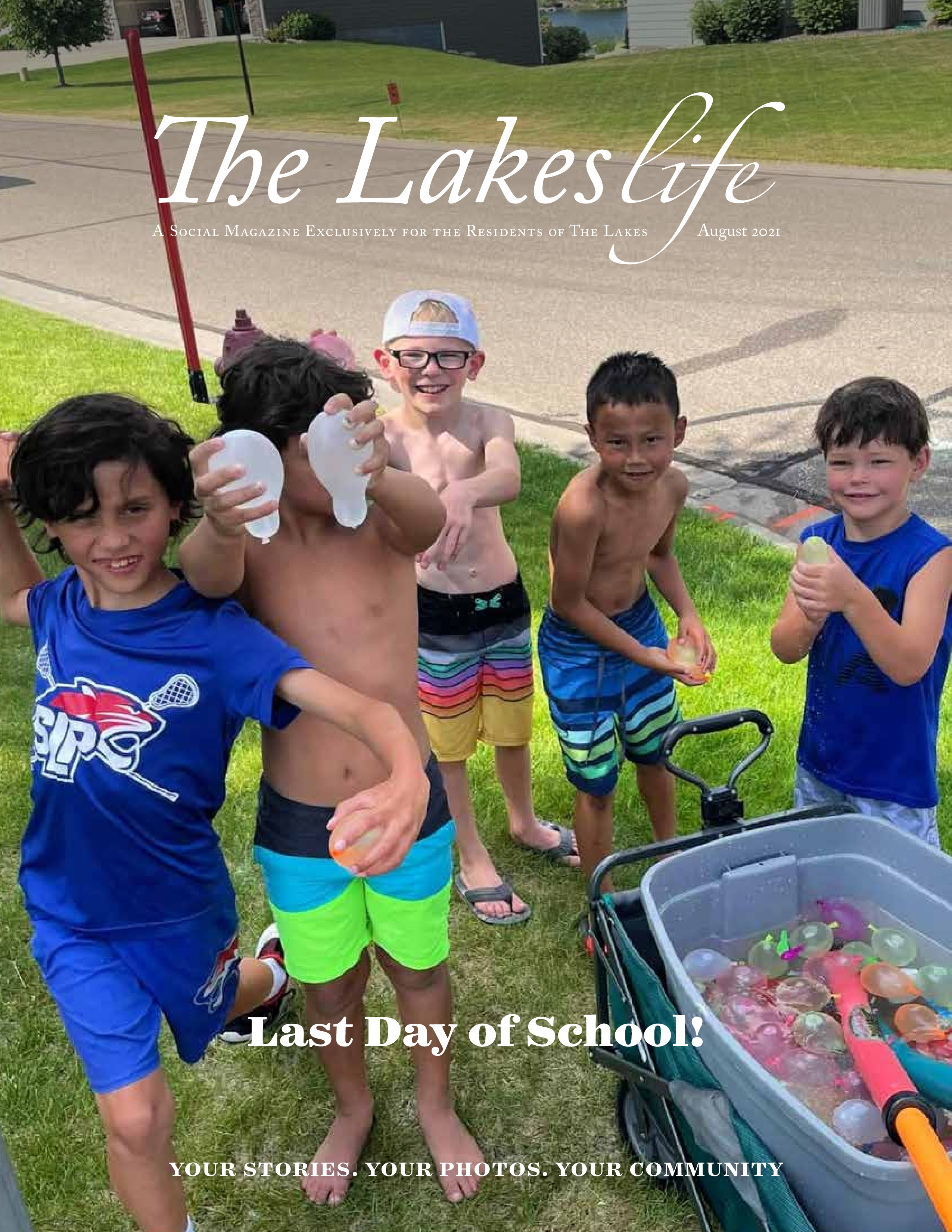 The Lakes Life 2021-08-01