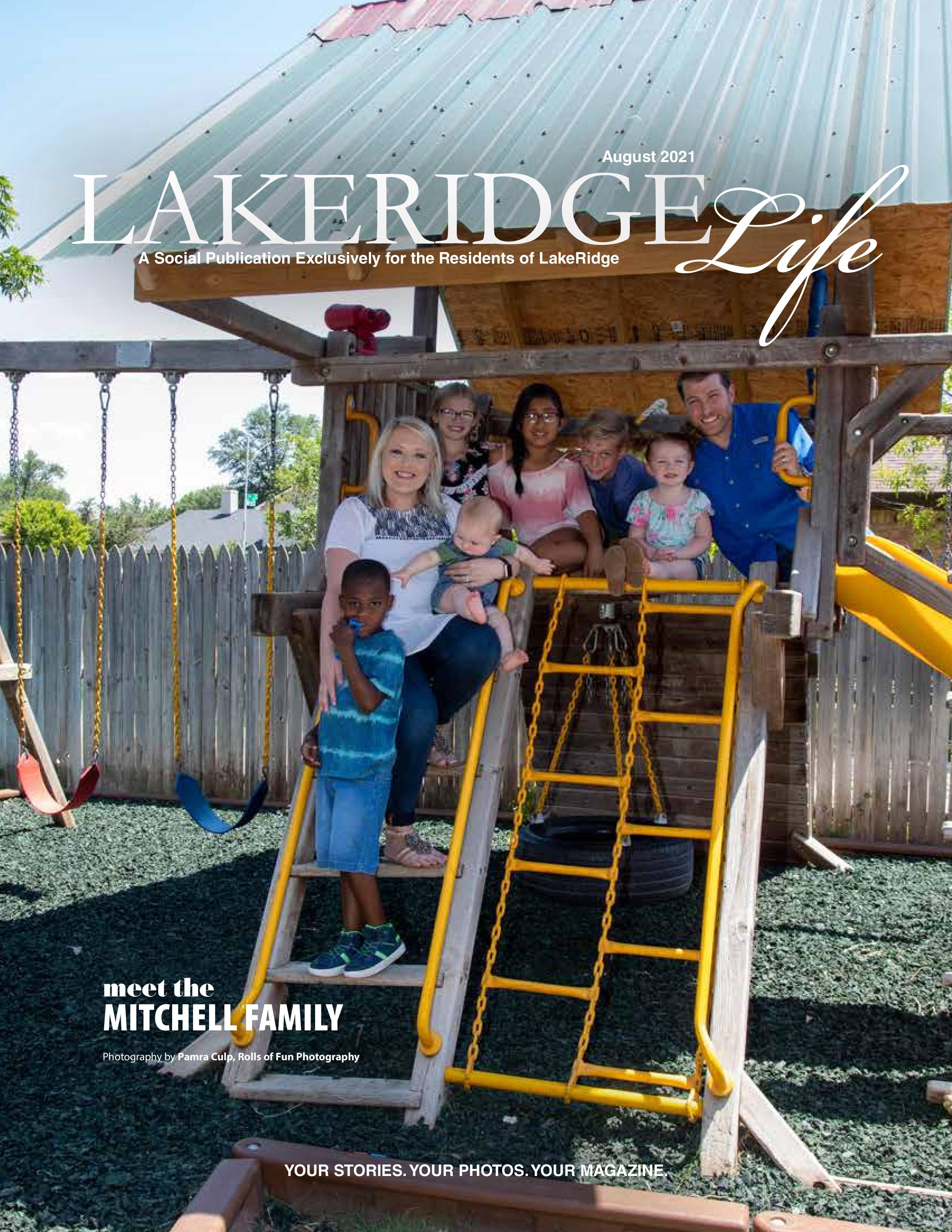 LakeRidge Life 2021-08-01
