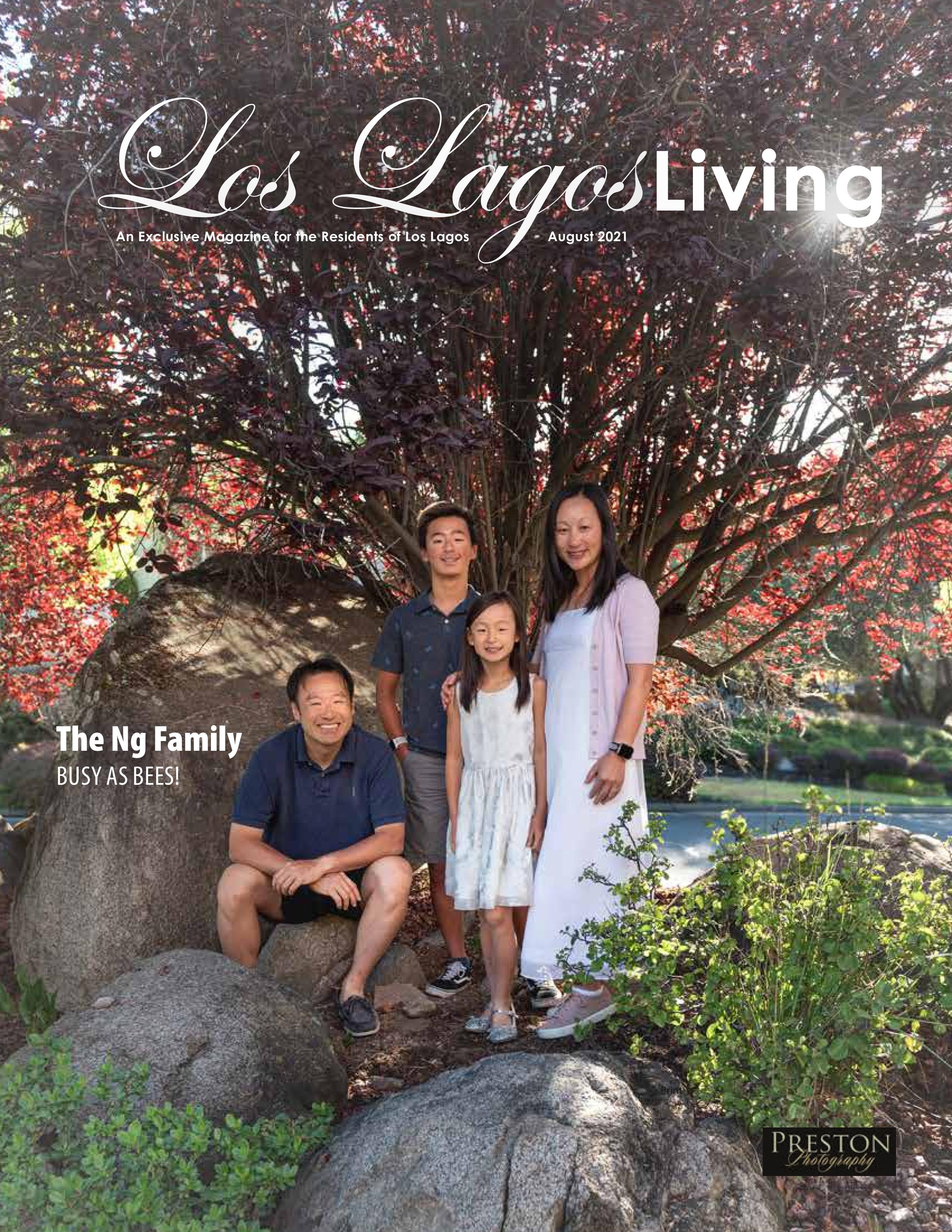 Los Lagos Living 2021-08-01