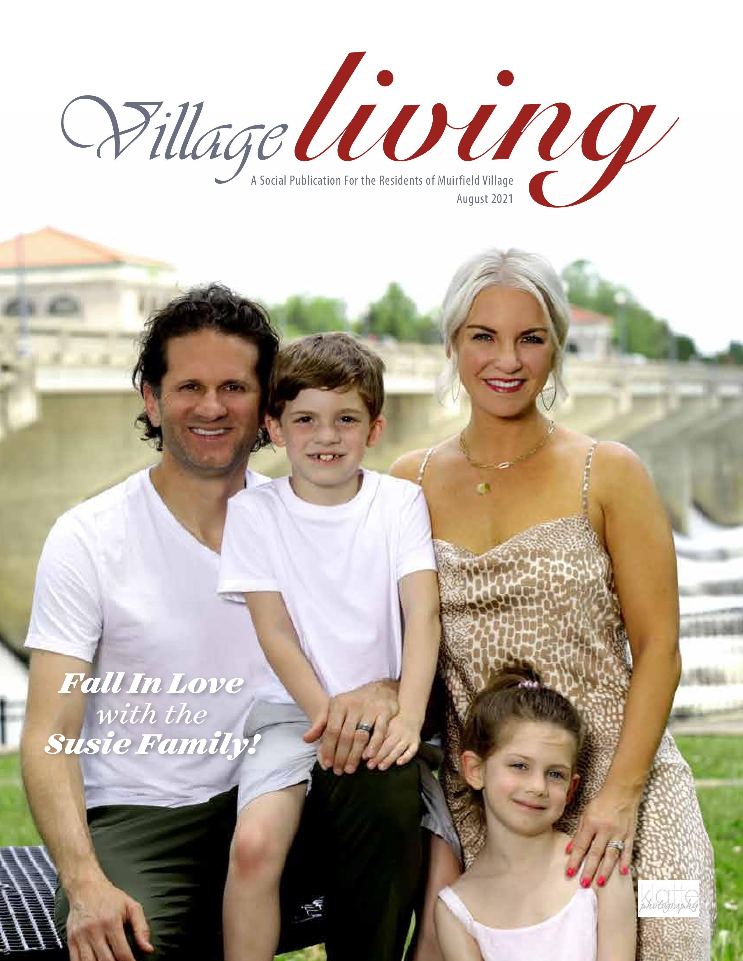 Village Living 2021-08-01