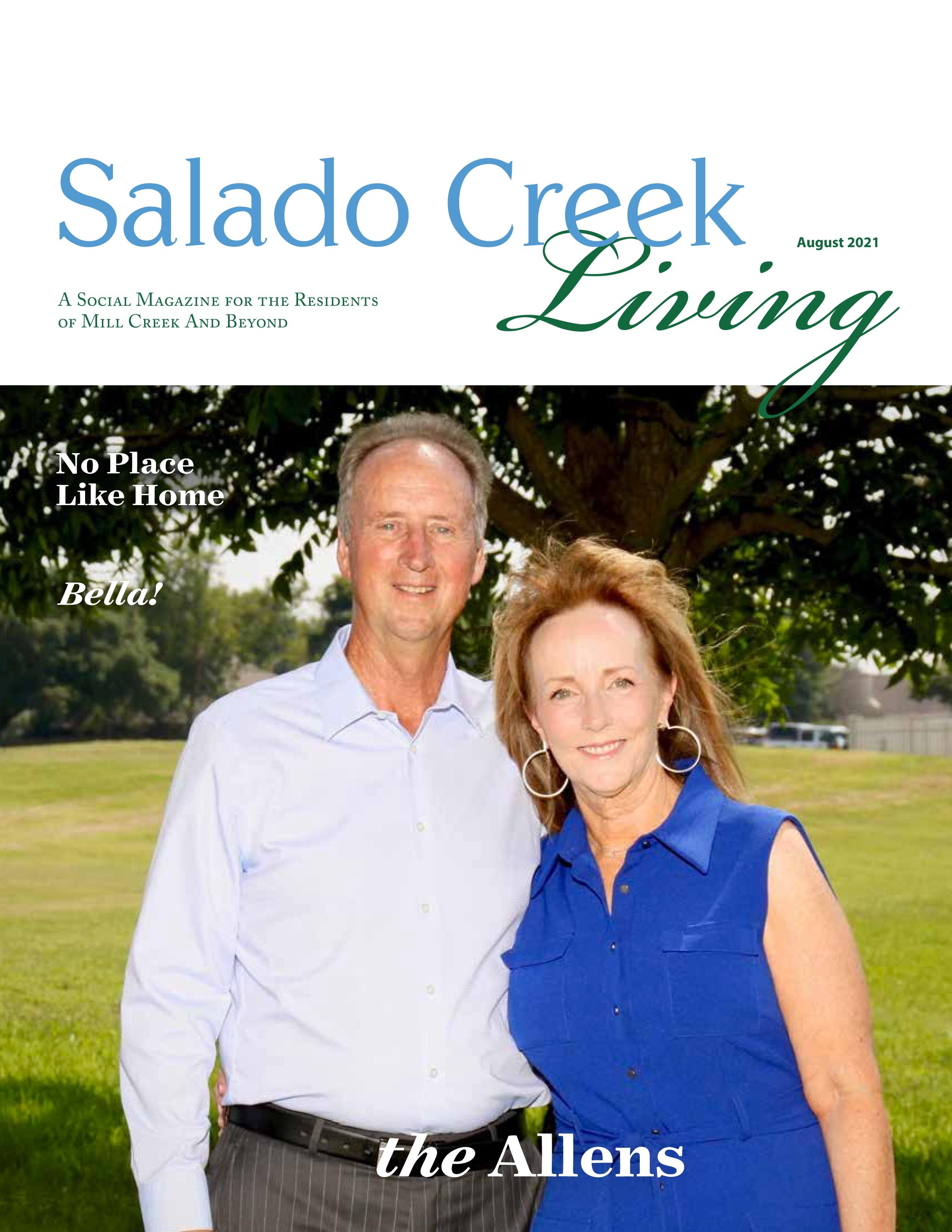 Salado Creek Living 2021-08-01