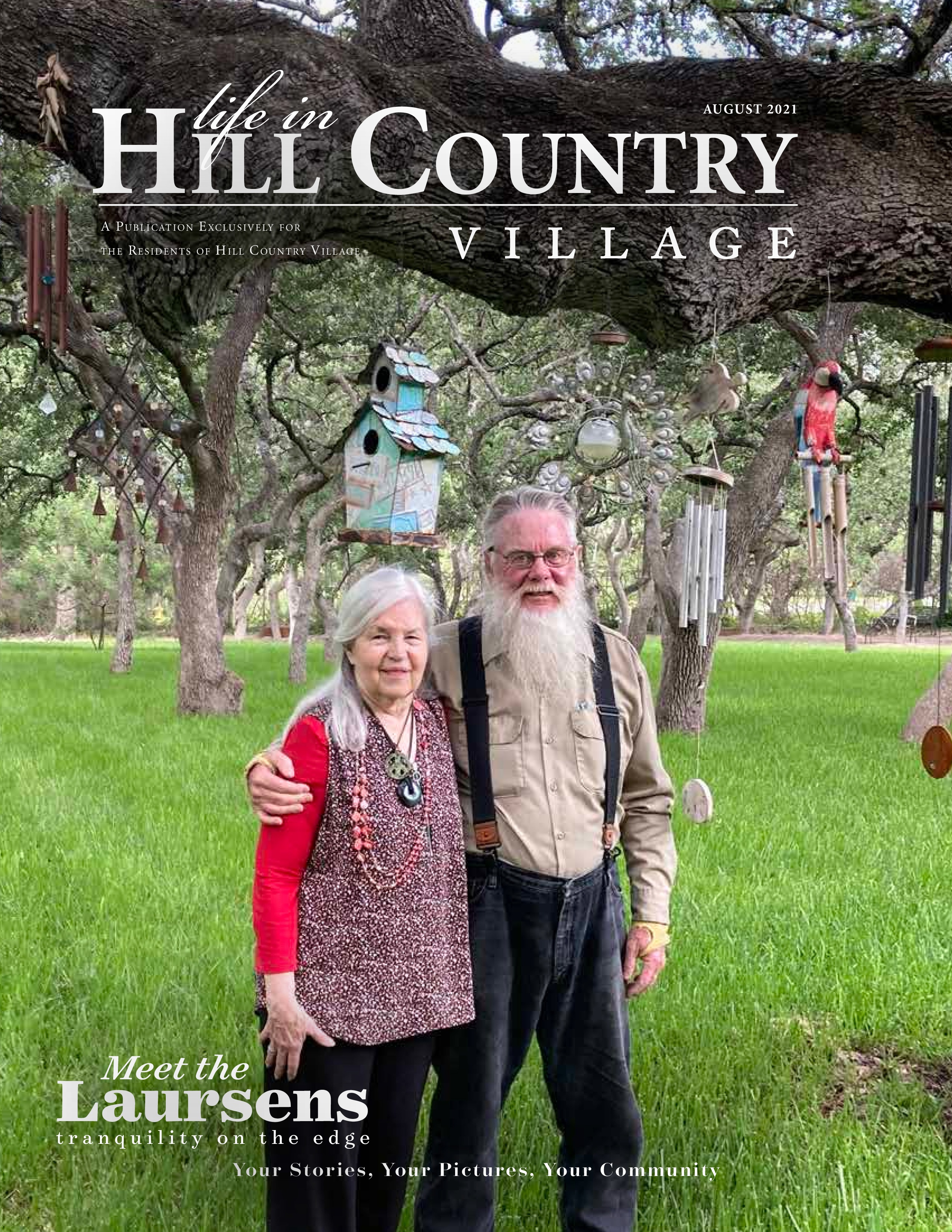 Life in Hill Country Village 2021-08-01