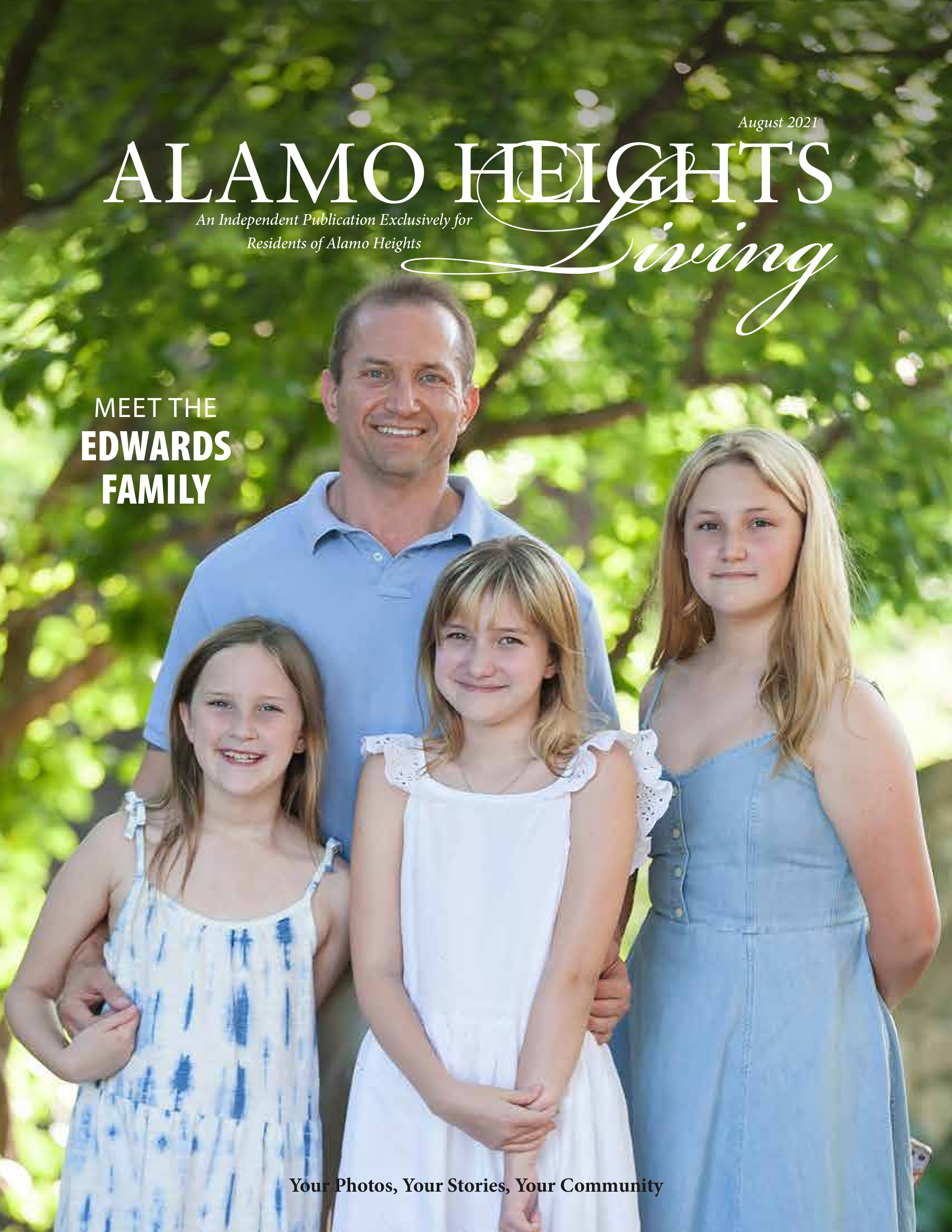 Alamo Heights Living 2021-08-01