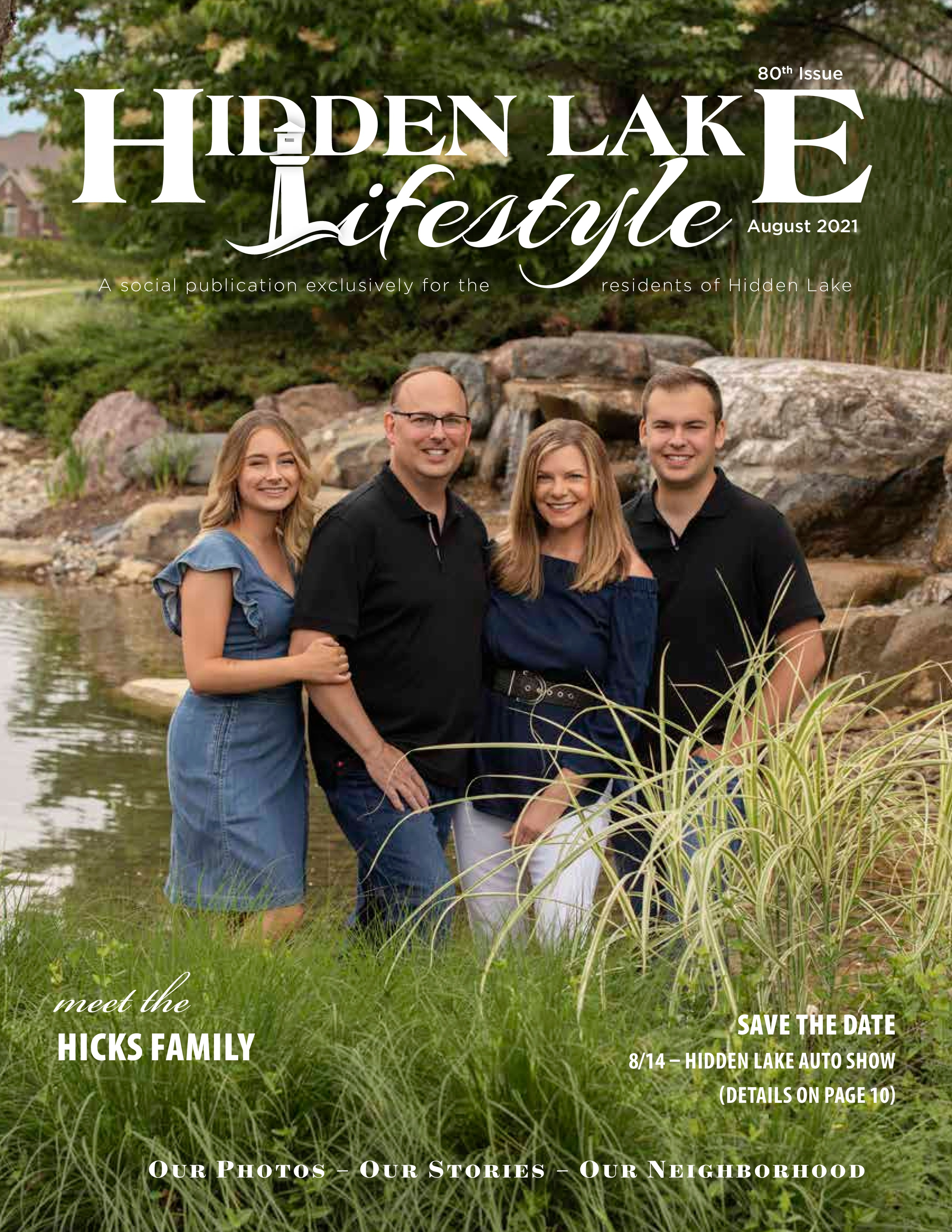 Hidden Lake Lifestyle 2021-08-01