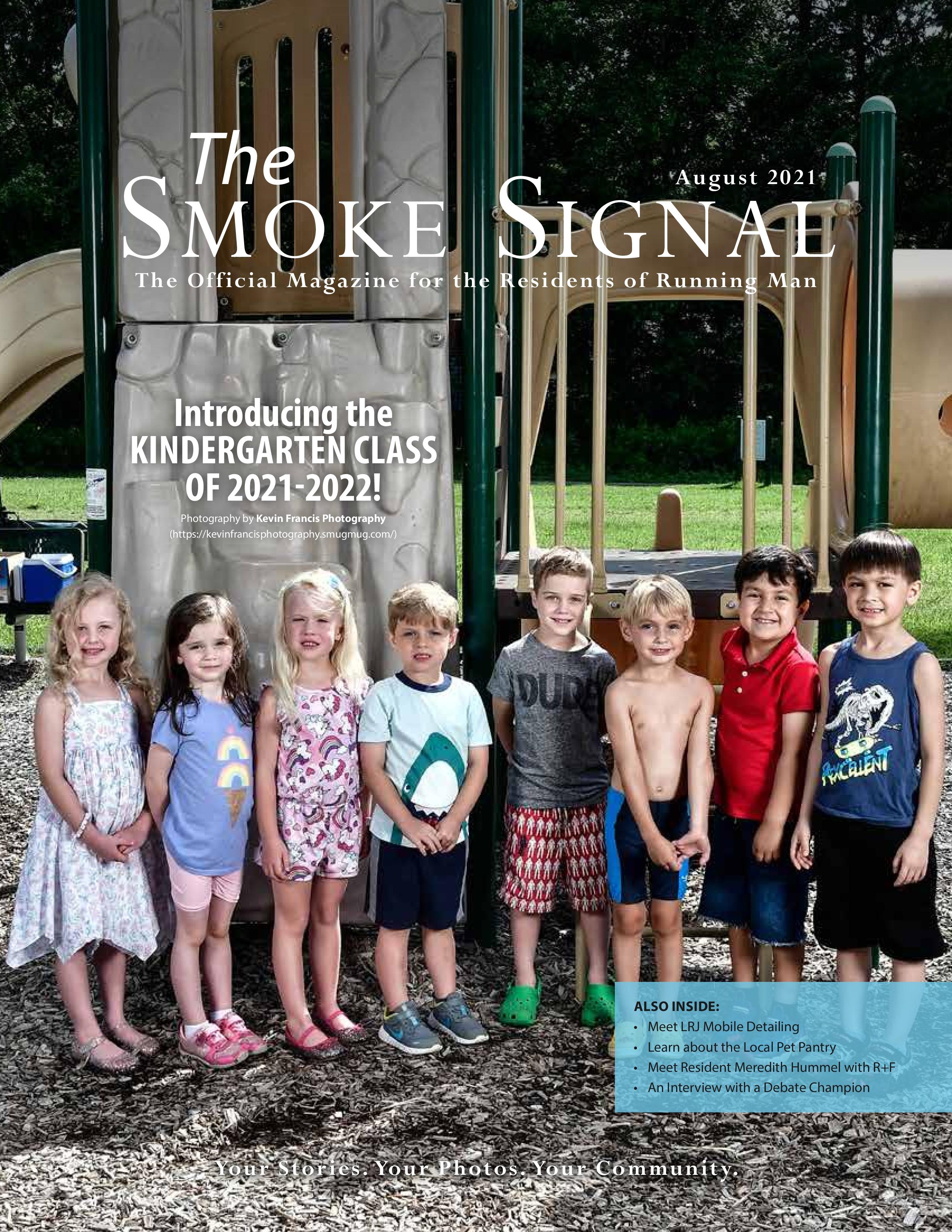 The Smoke Signal 2021-08-01
