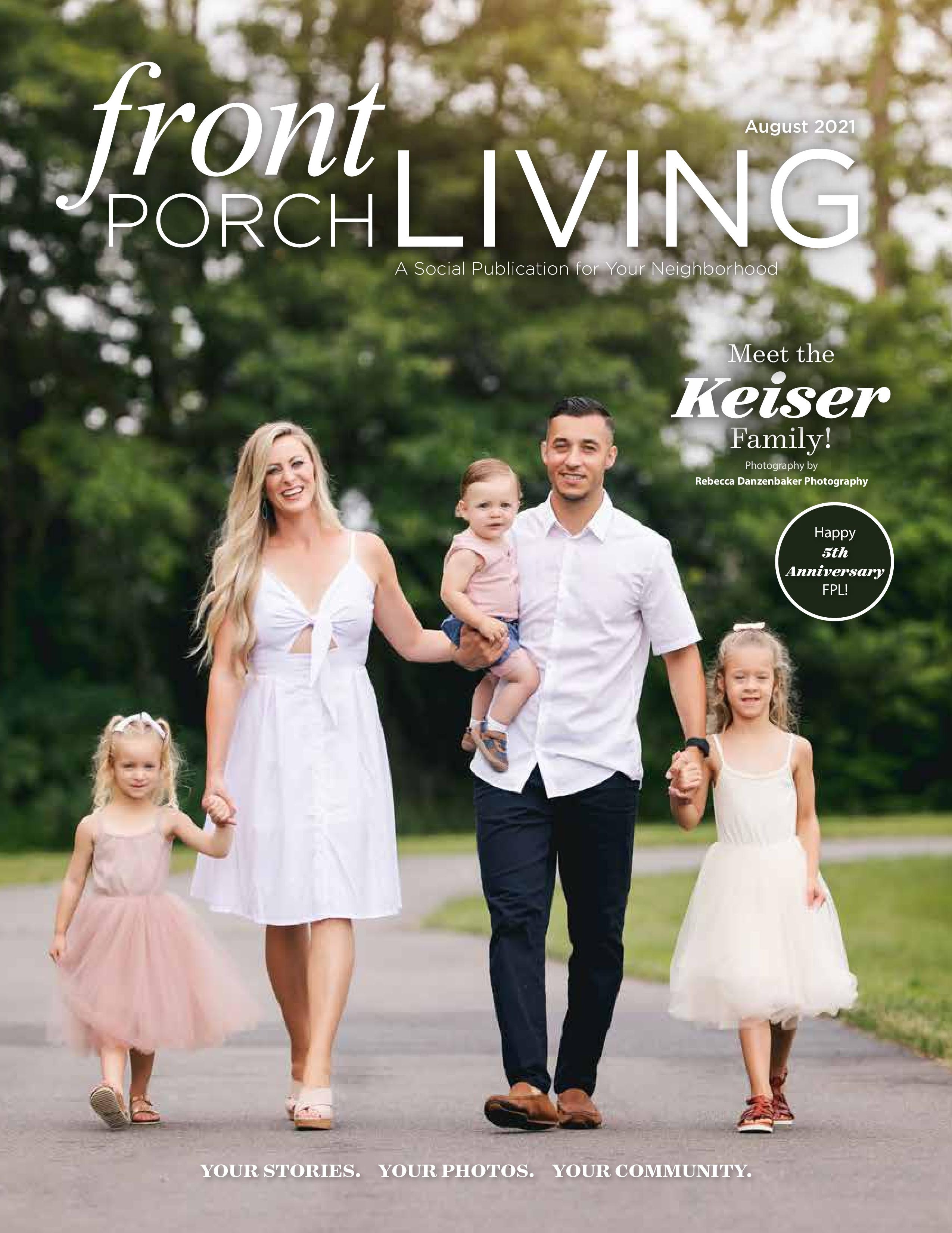 Front Porch Living 2021-08-01
