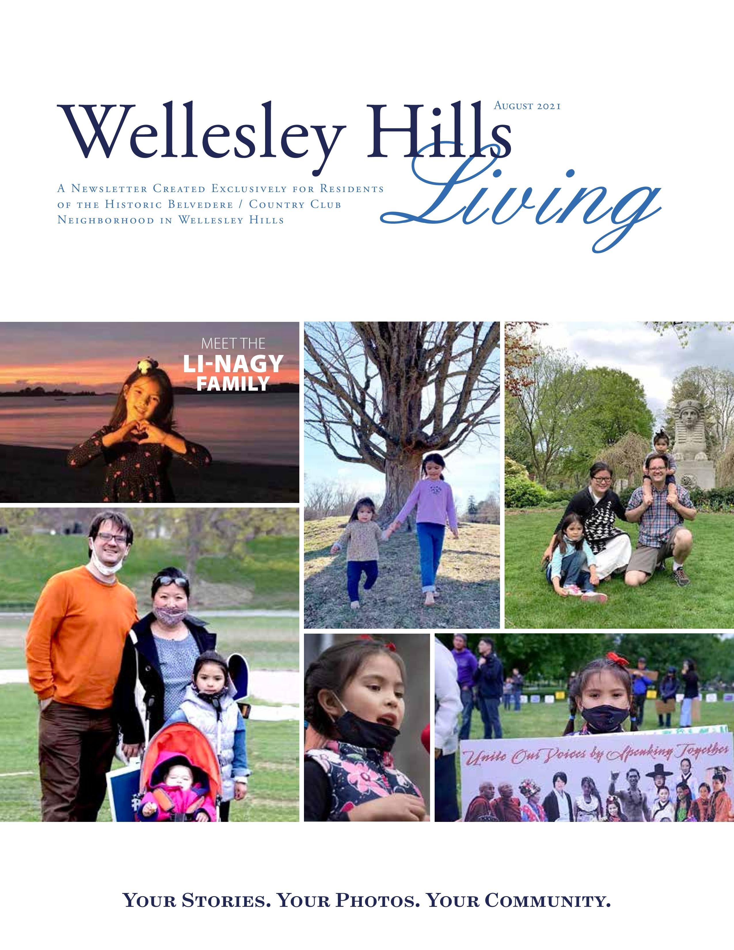 Wellesley Hills Living 2021-08-01