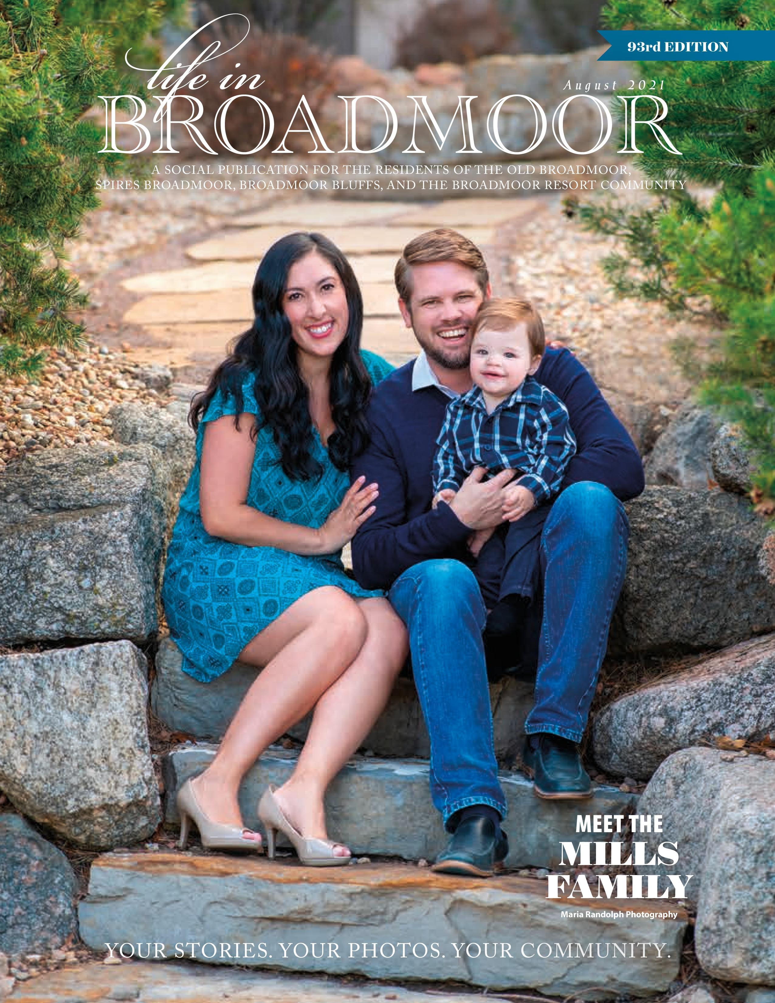 Life in Broadmoor 2021-08-01