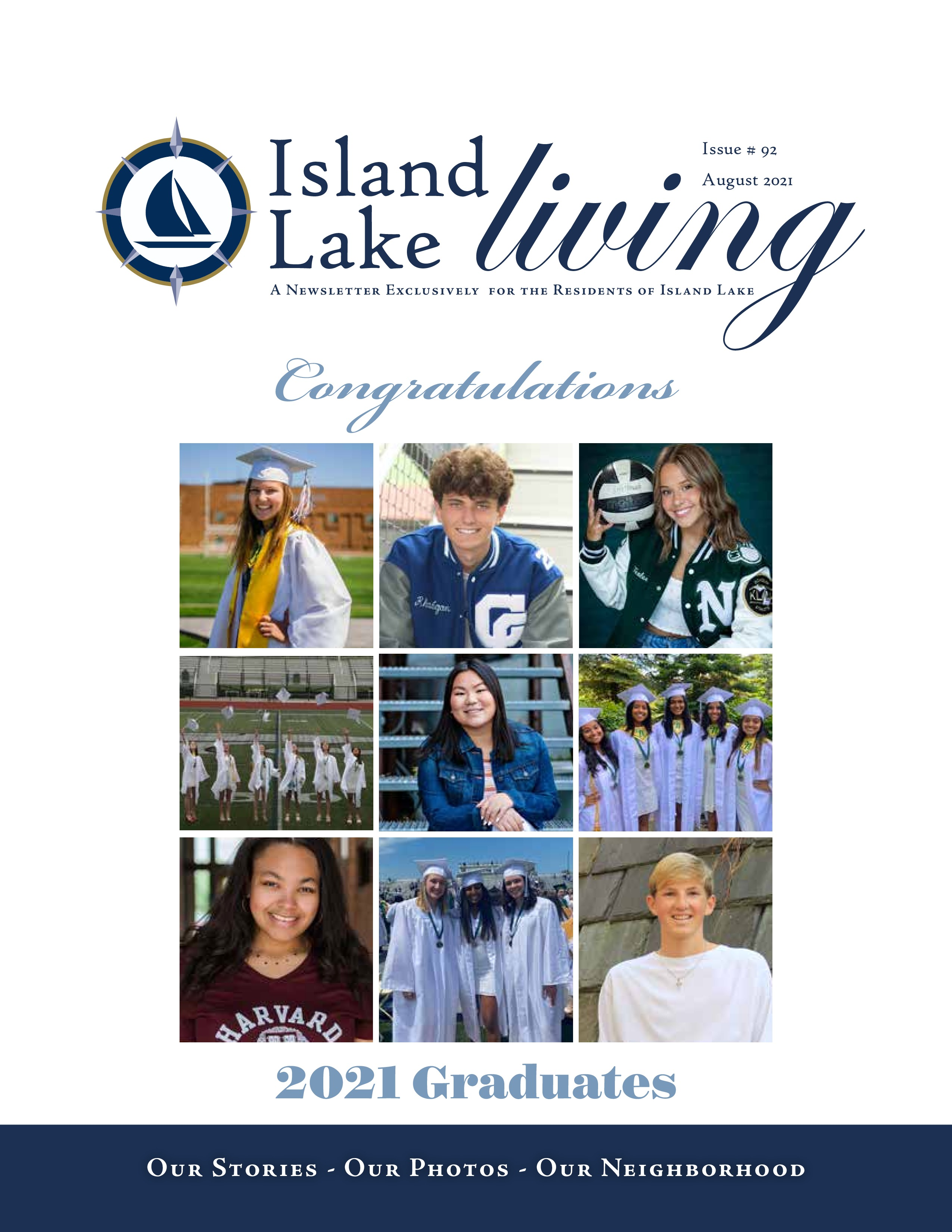 Island Lake Living 2021-08-01