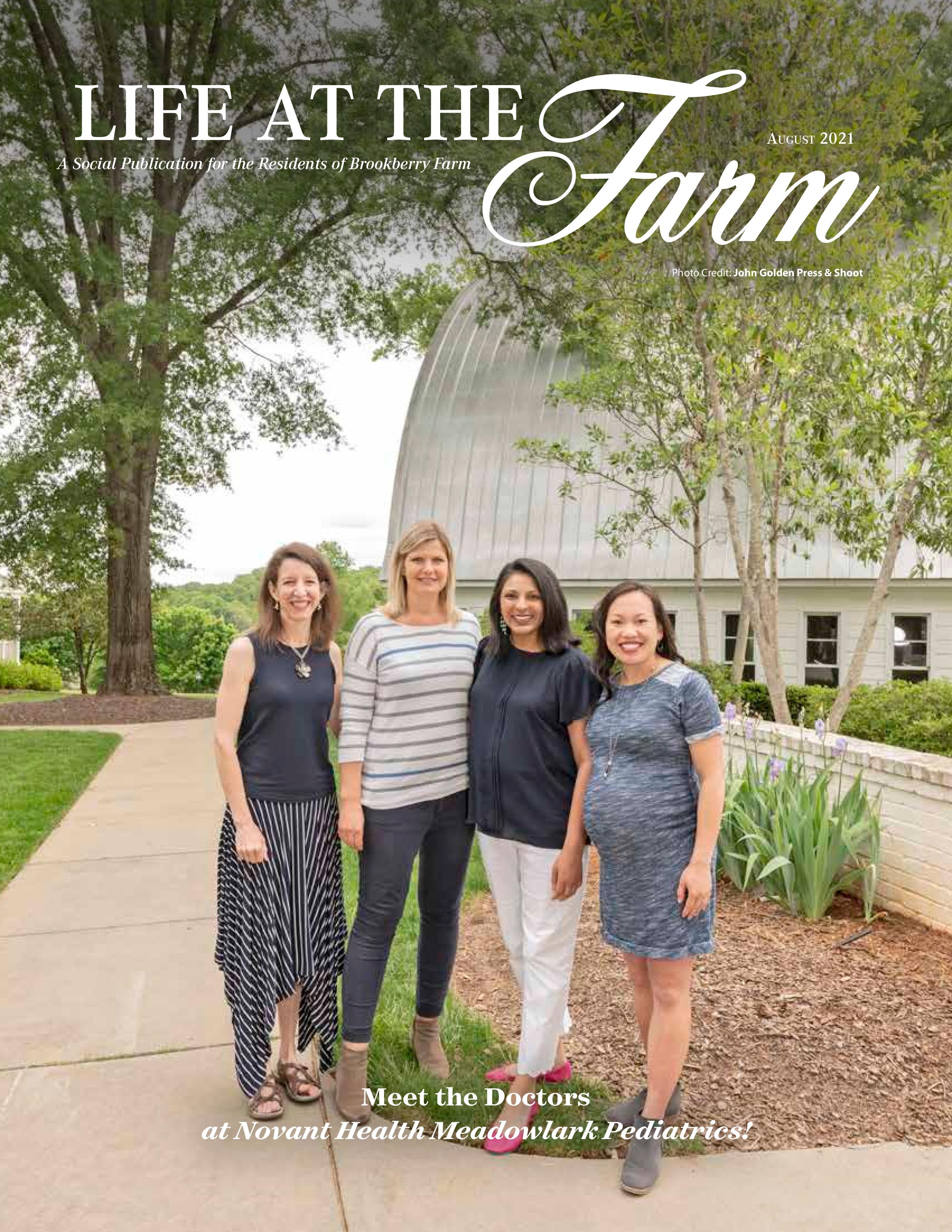 Life at the Farm 2021-08-01