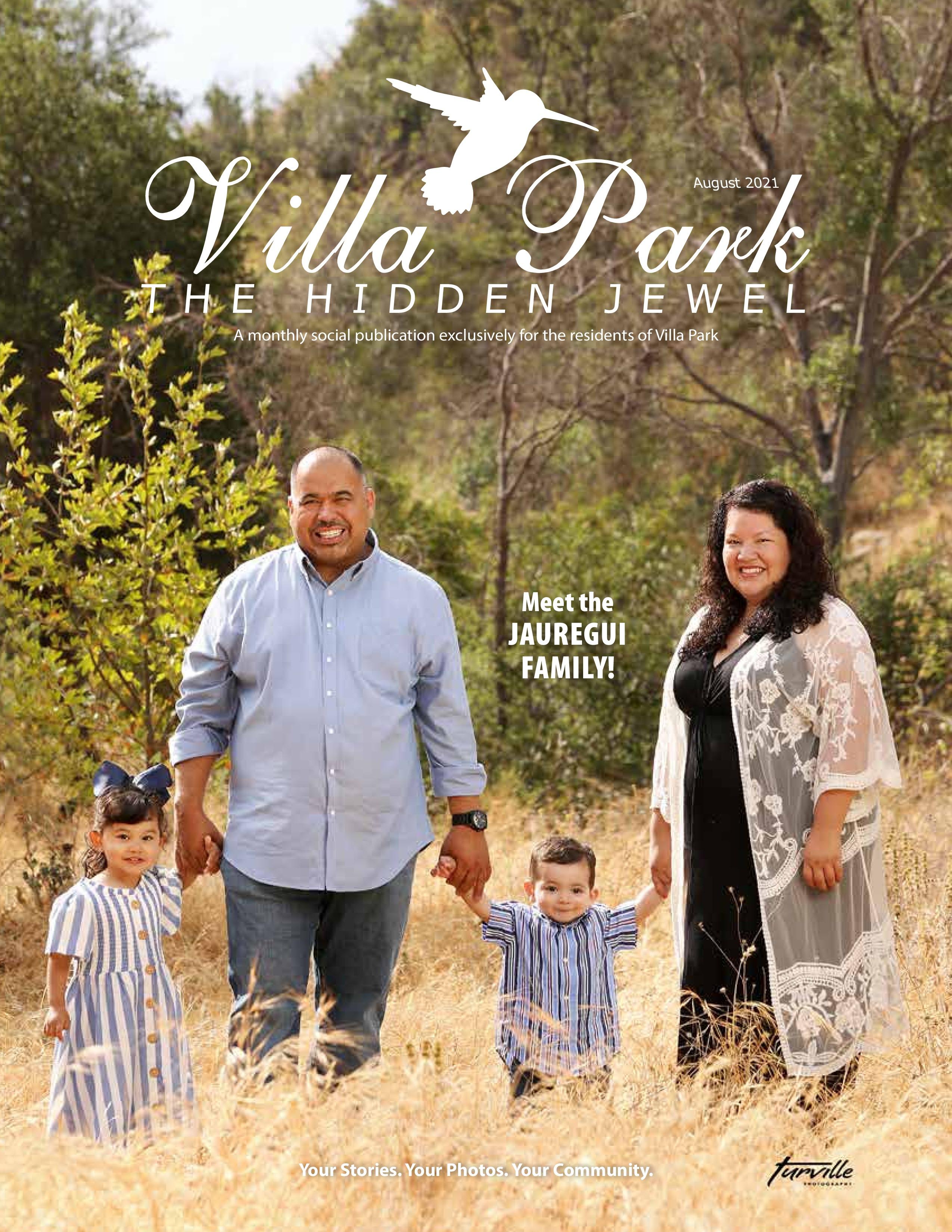 Villa Park The Hidden Jewel 2021-08-01