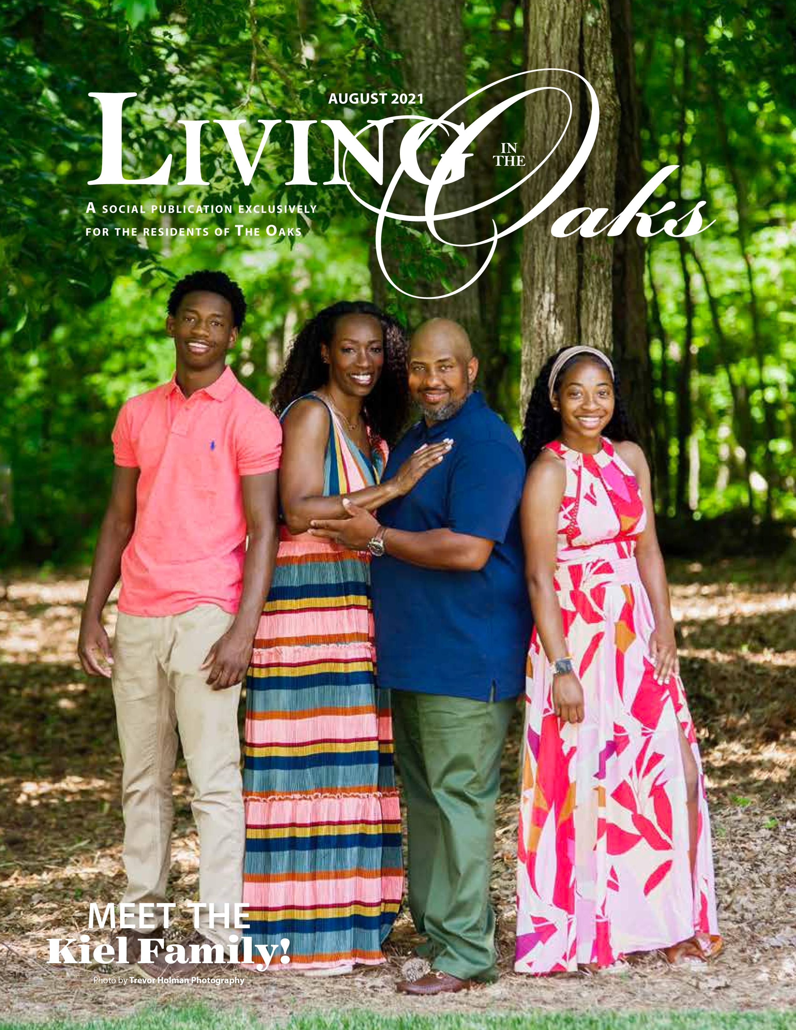 Living in the Oaks 2021-08-01
