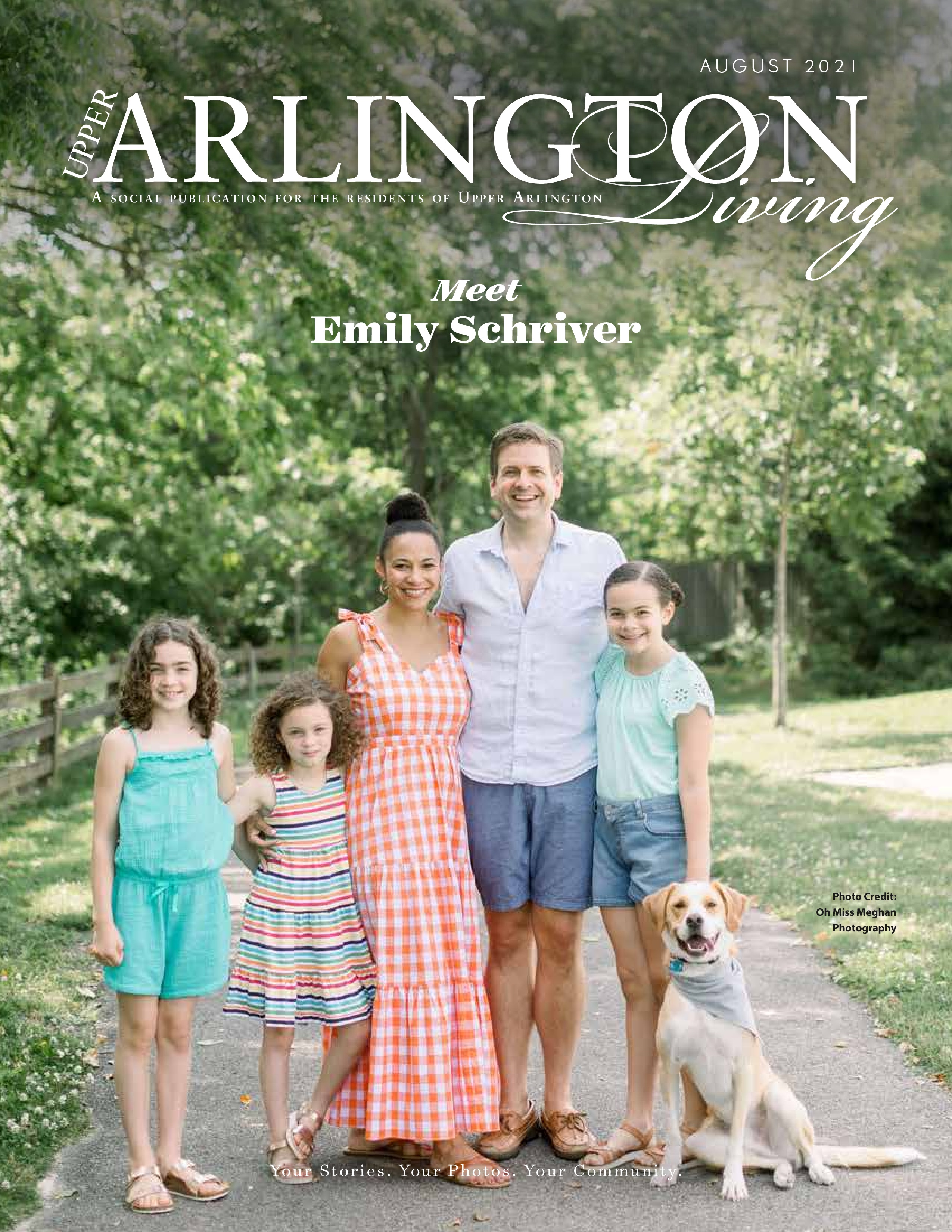 Upper Arlington Living 2021-08-01