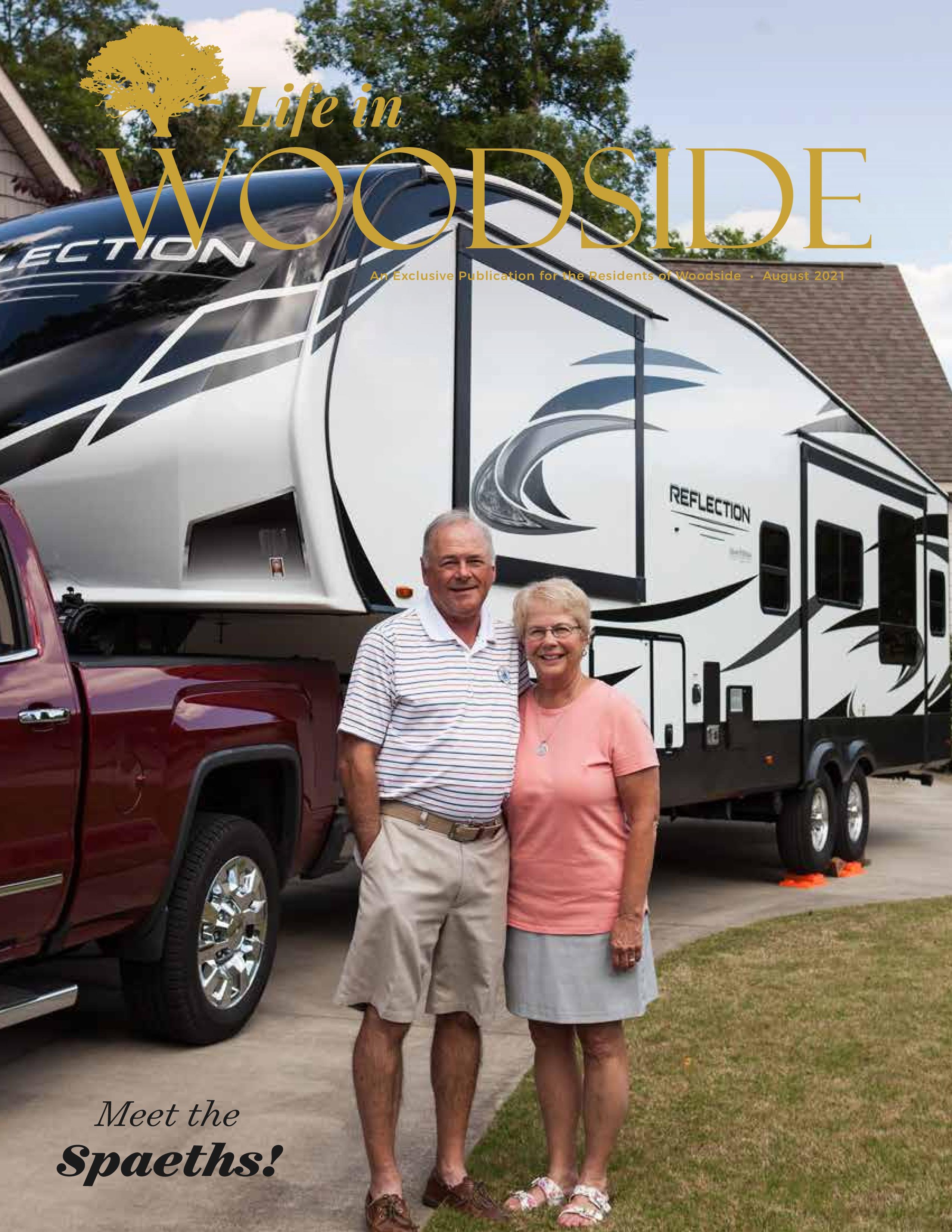 Life in Woodside 2021-08-01
