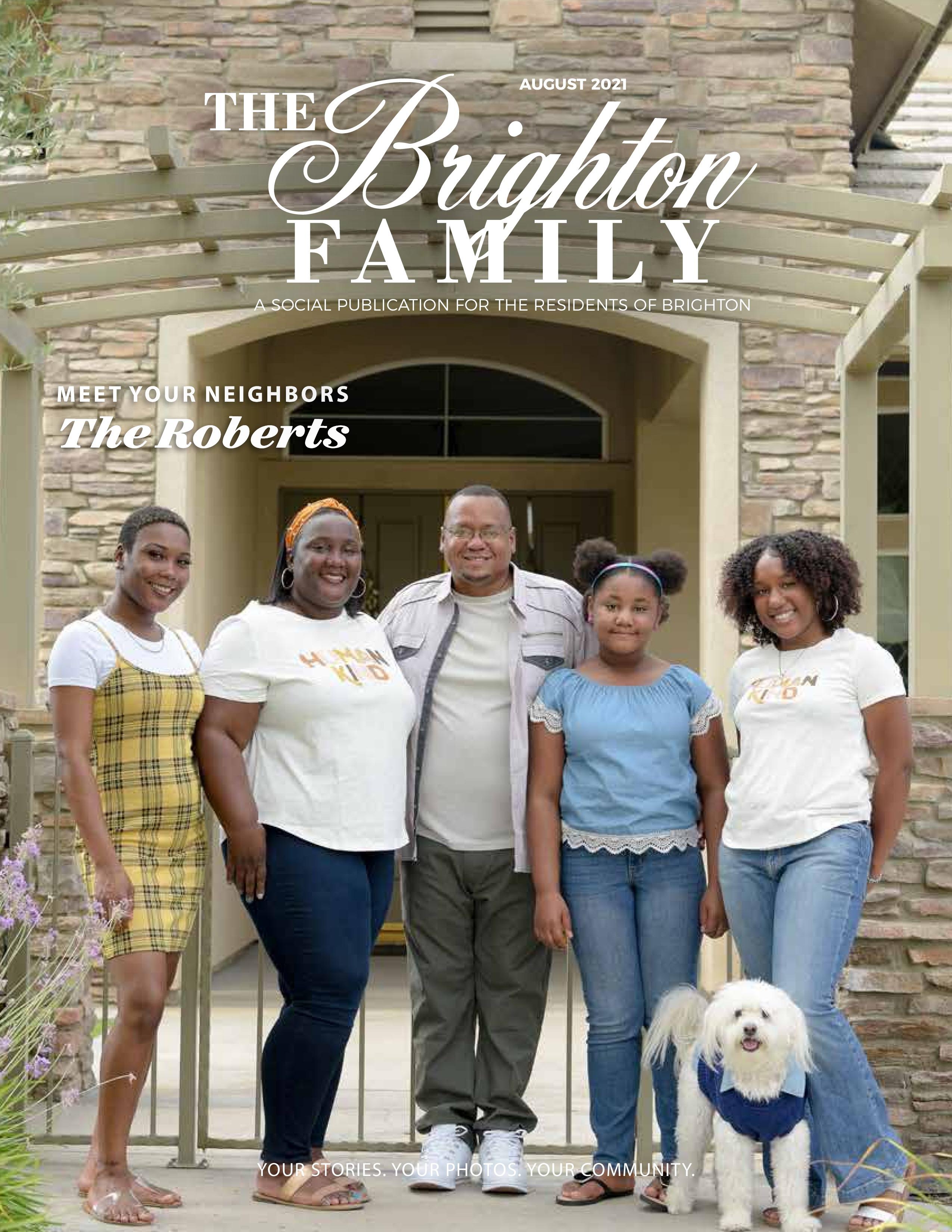The Brighton Family 2021-08-01