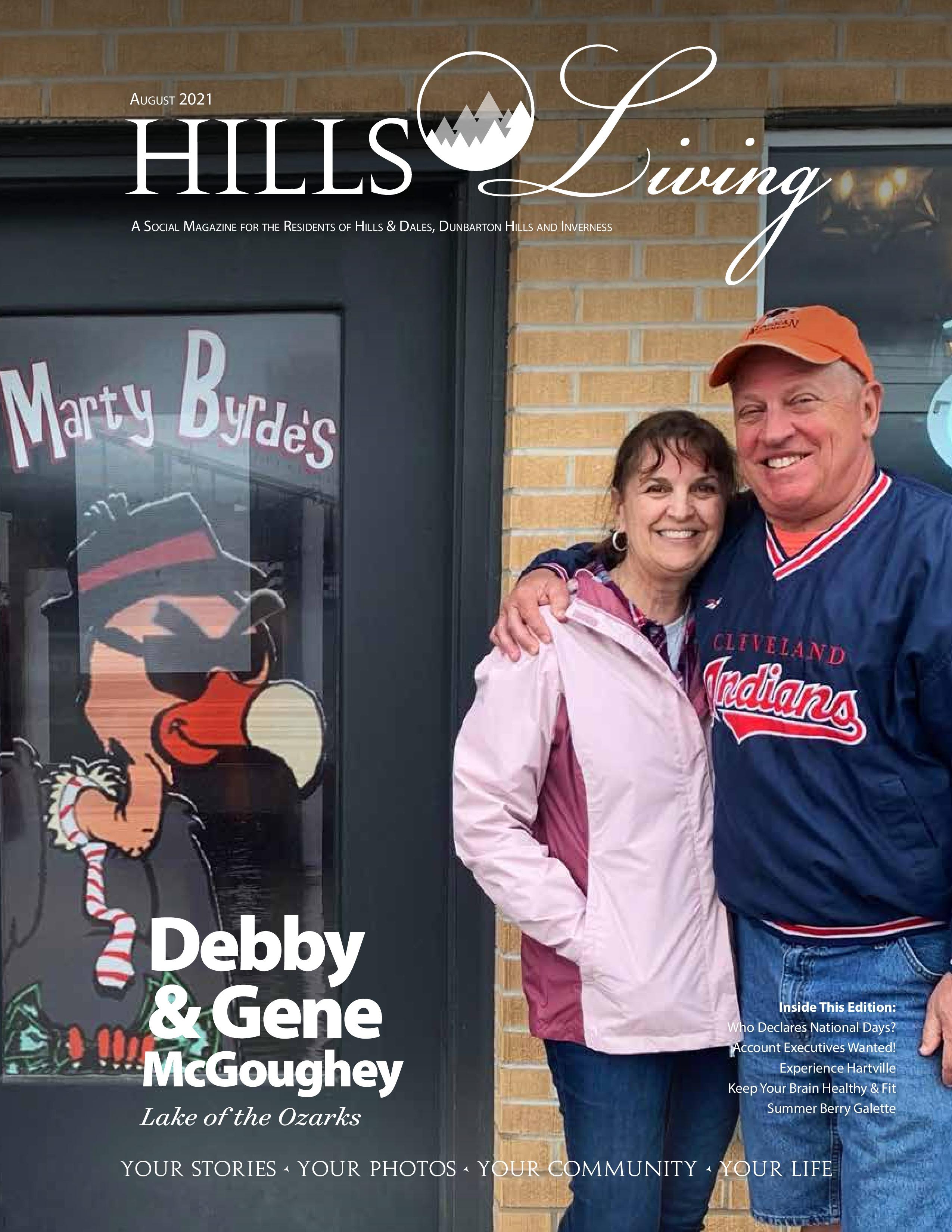 Hills Living 2021-08-01