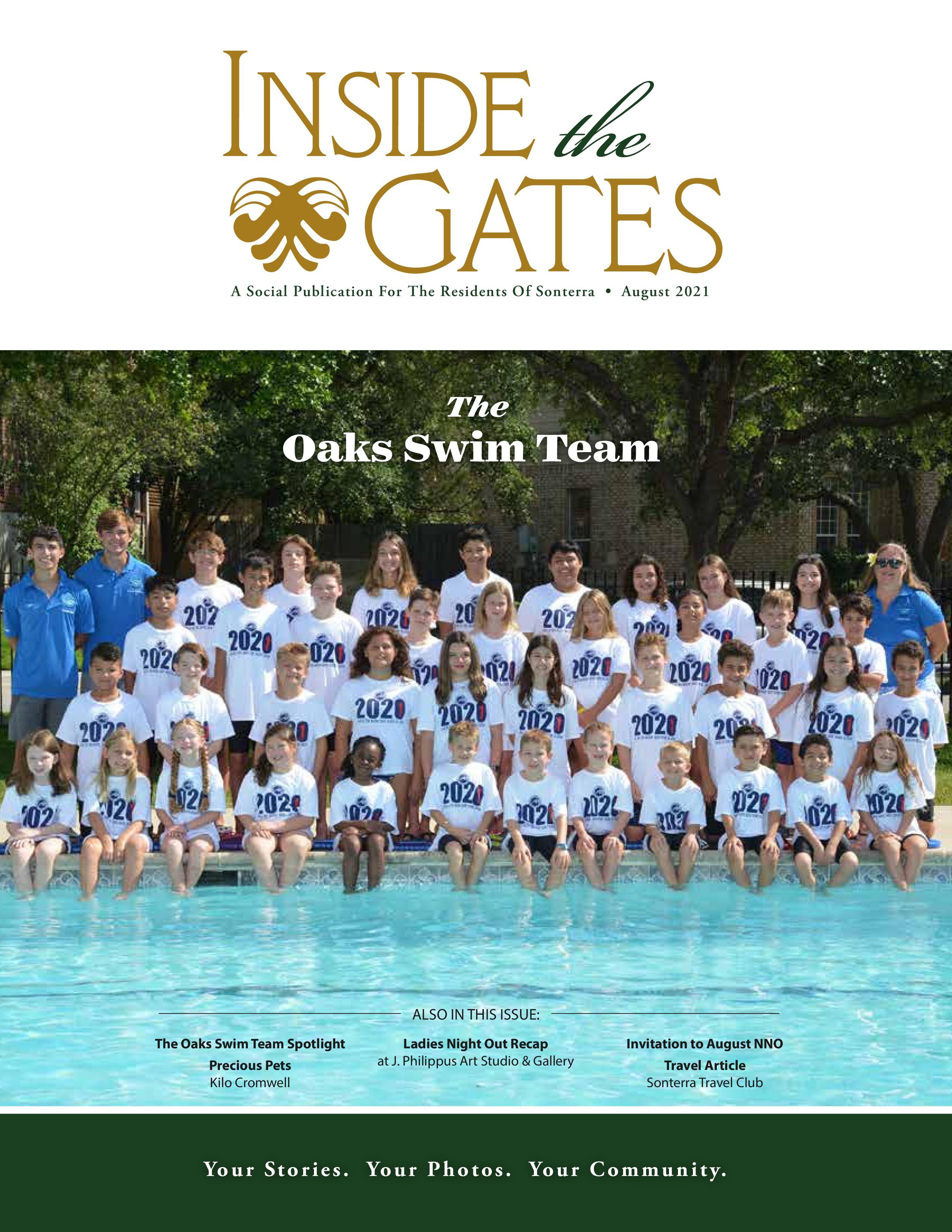 Inside the Gates 2021-08-01