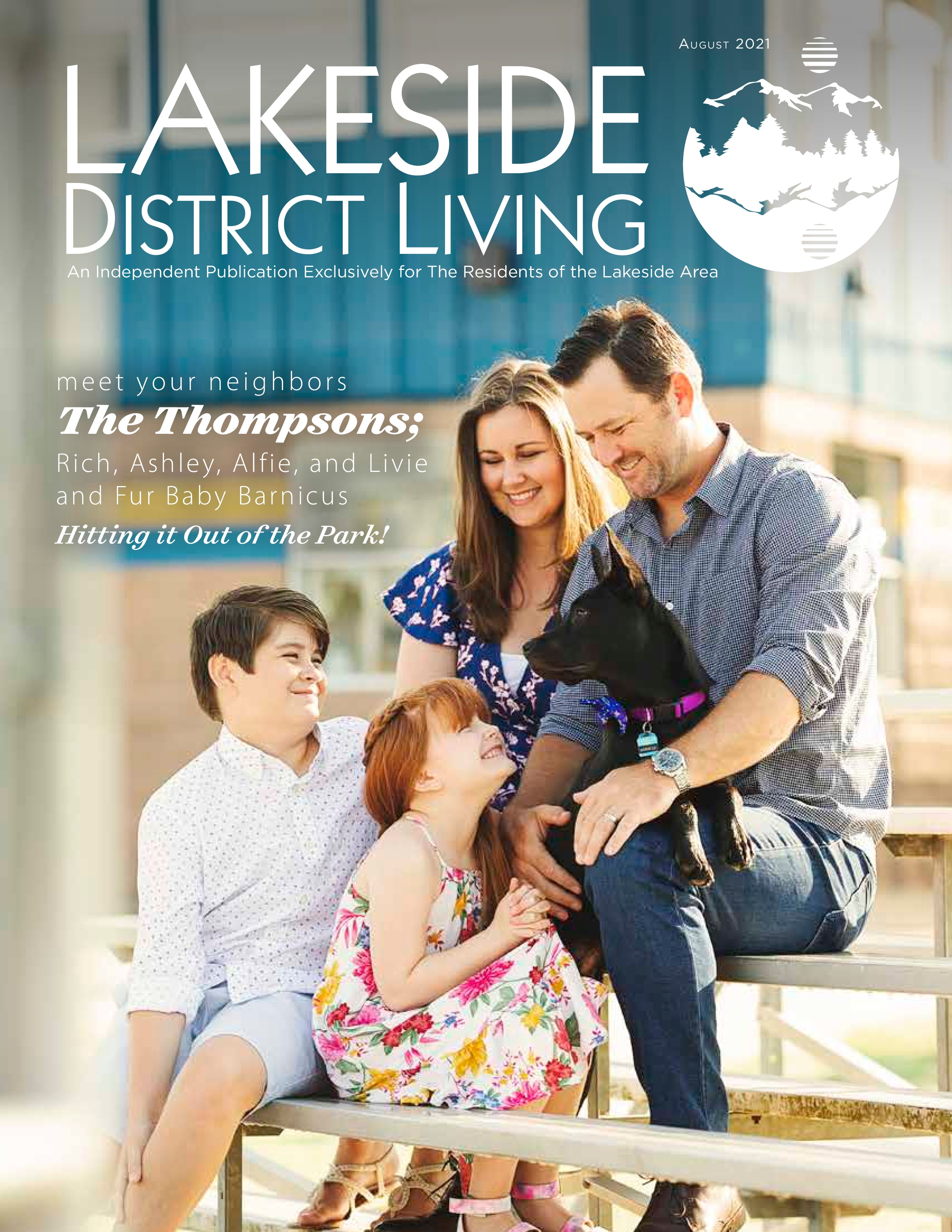 Lakeside District Living 2021-08-01