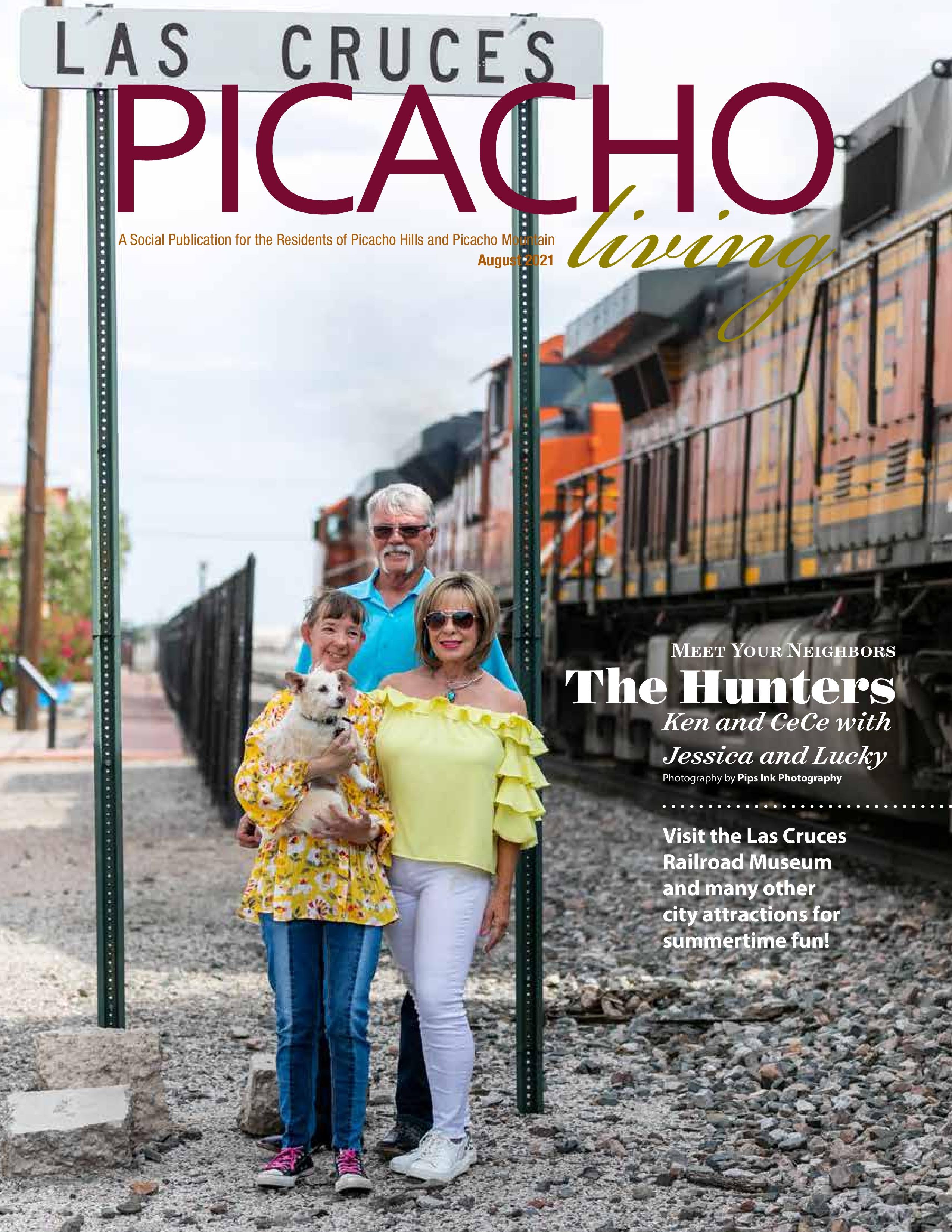 Picacho Living 2021-08-01