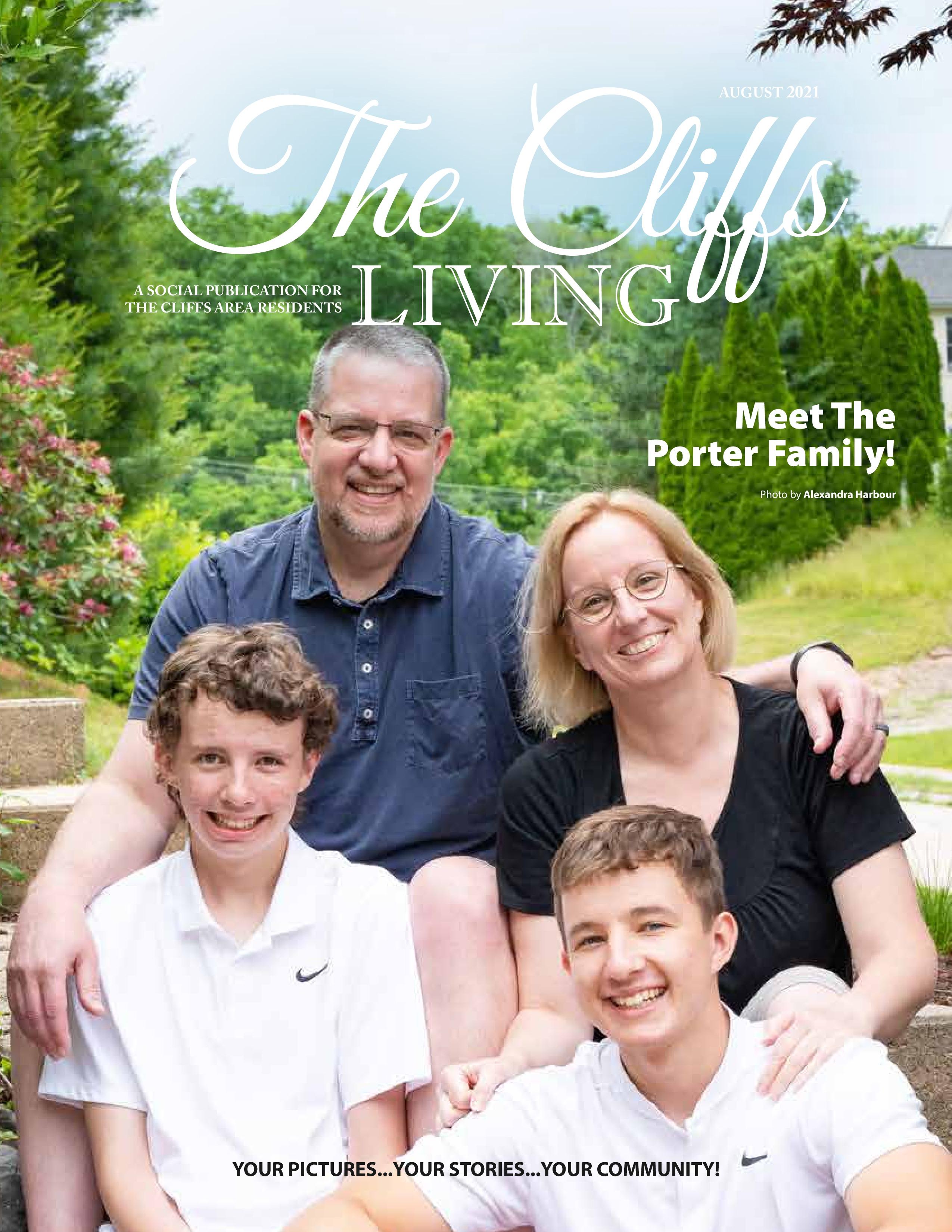 The Cliffs Living 2021-08-01