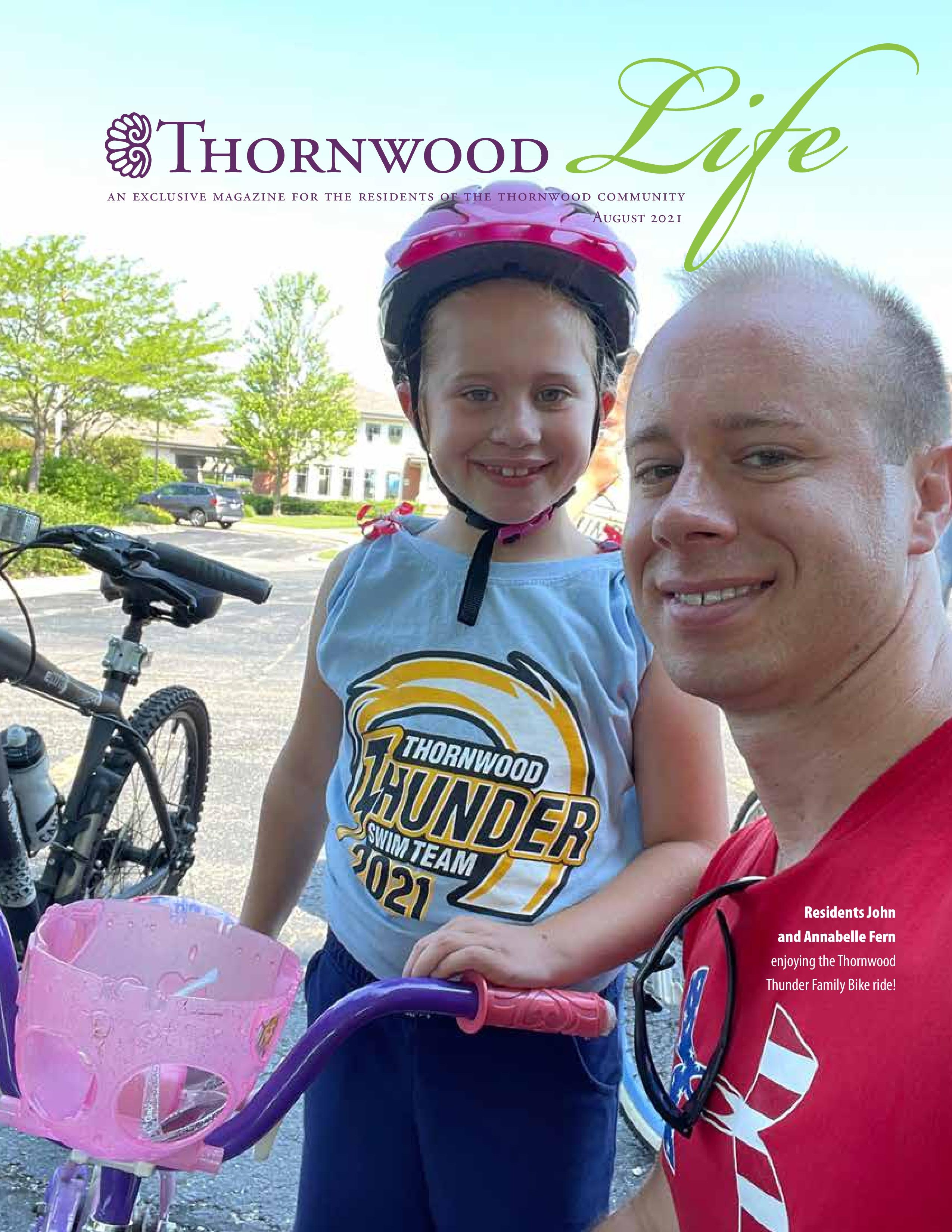Thornwood Life 2021-08-01