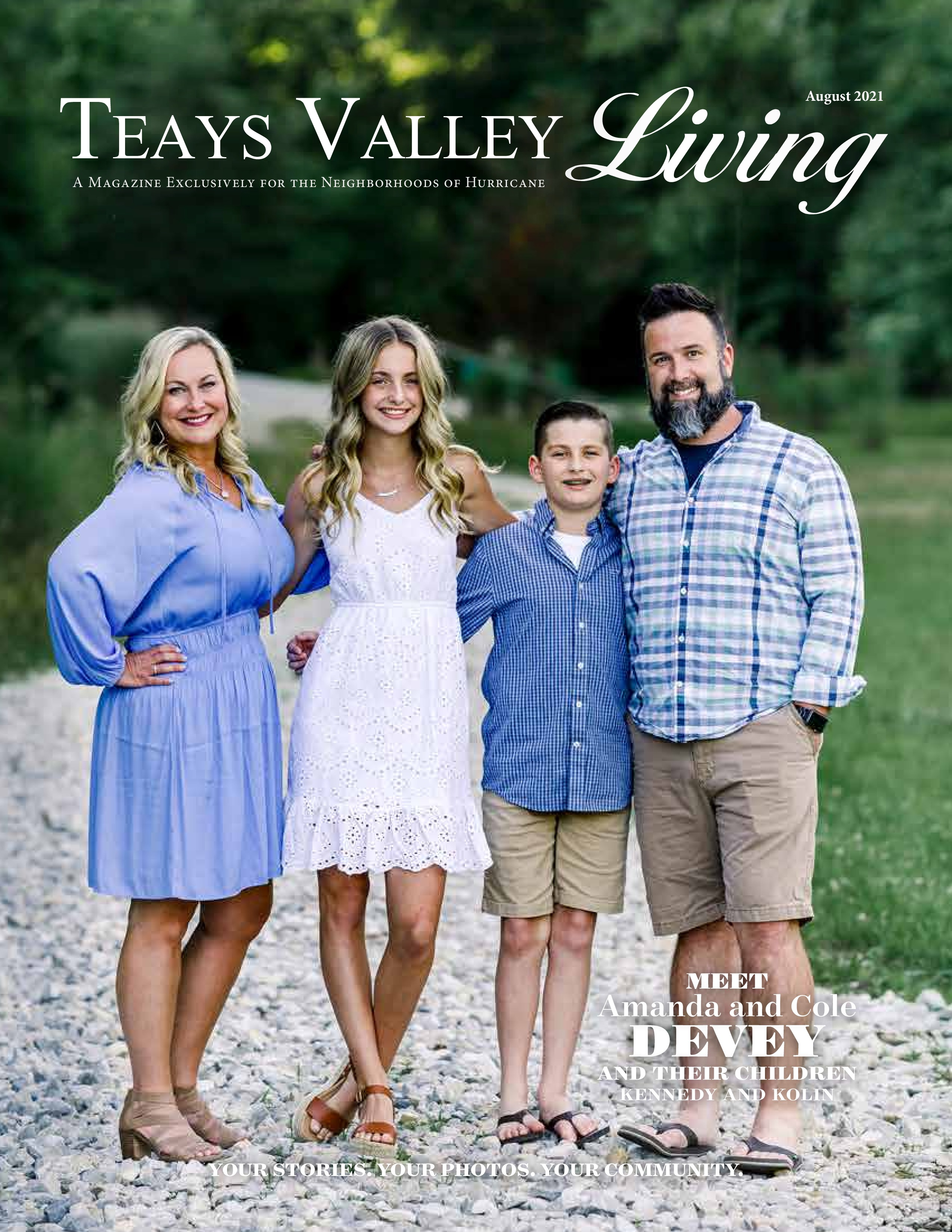Teays Valley Living 2021-08-01