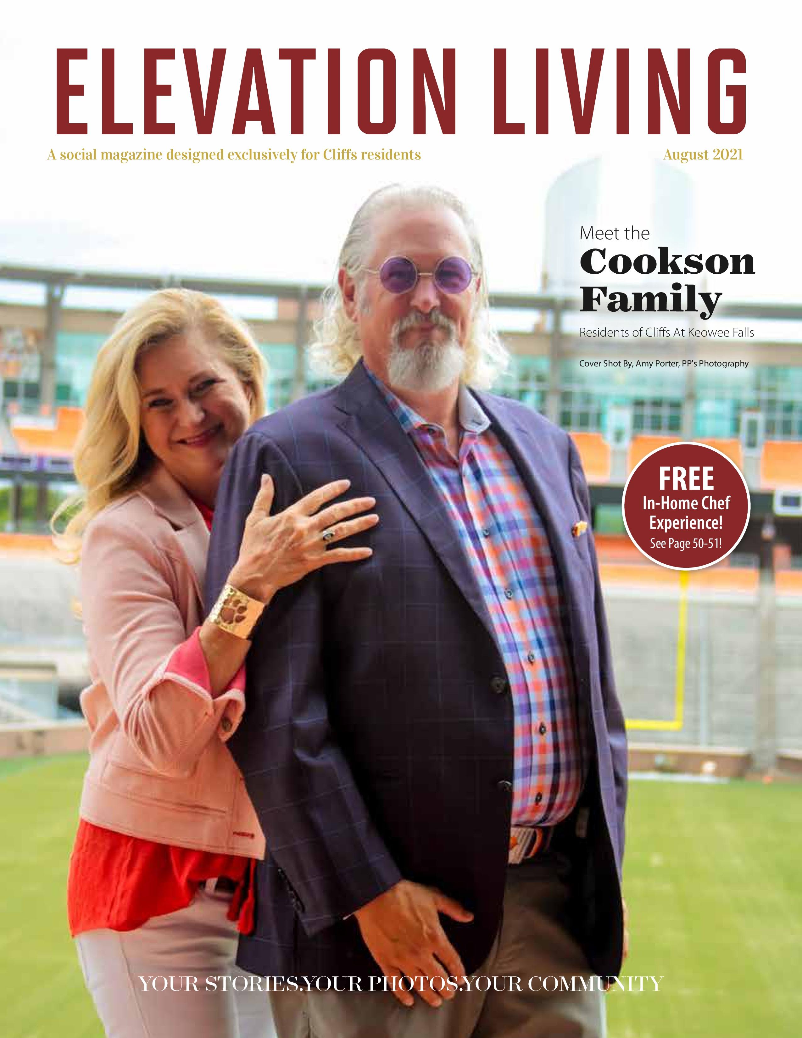 Elevation Living 2021-08-01