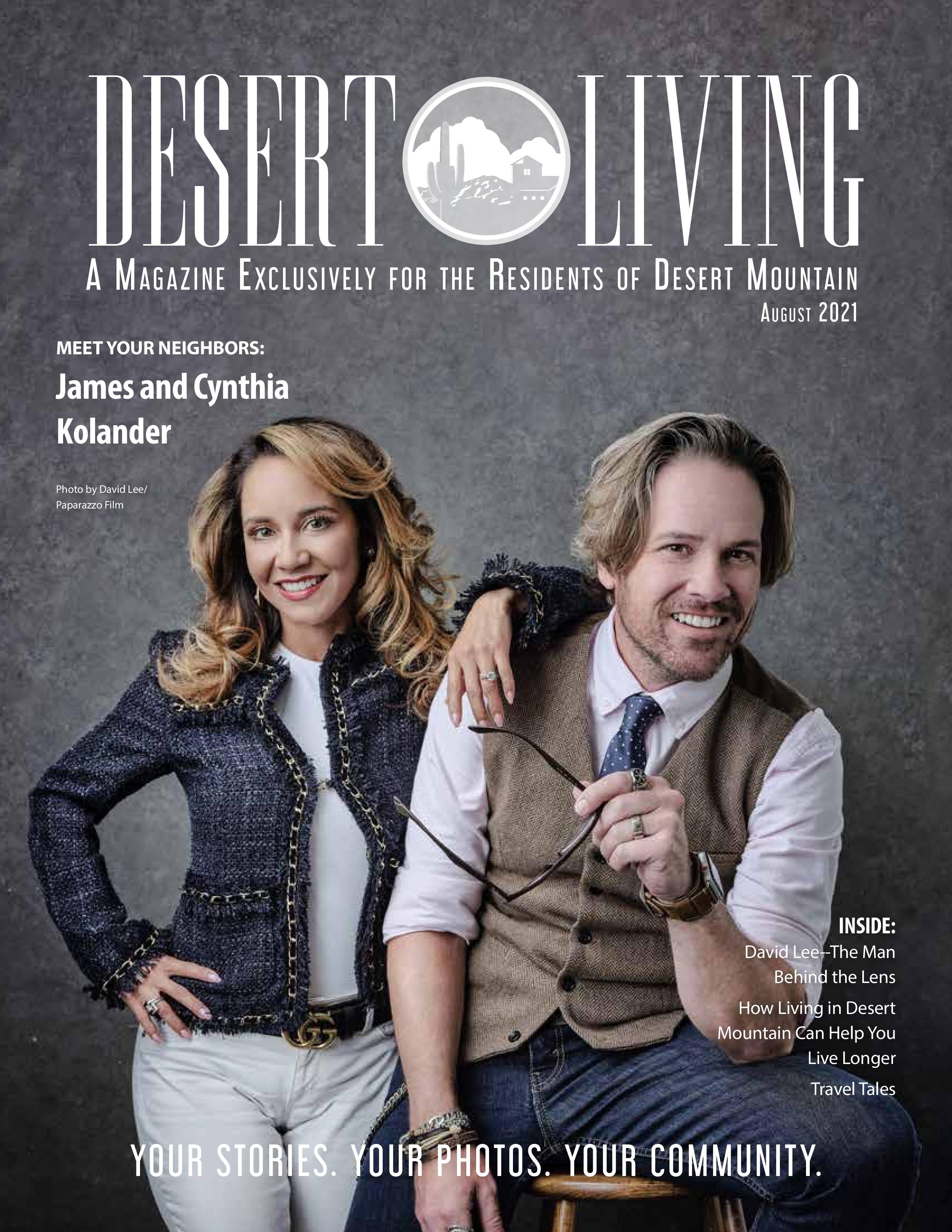 Desert Living 2021-08-01