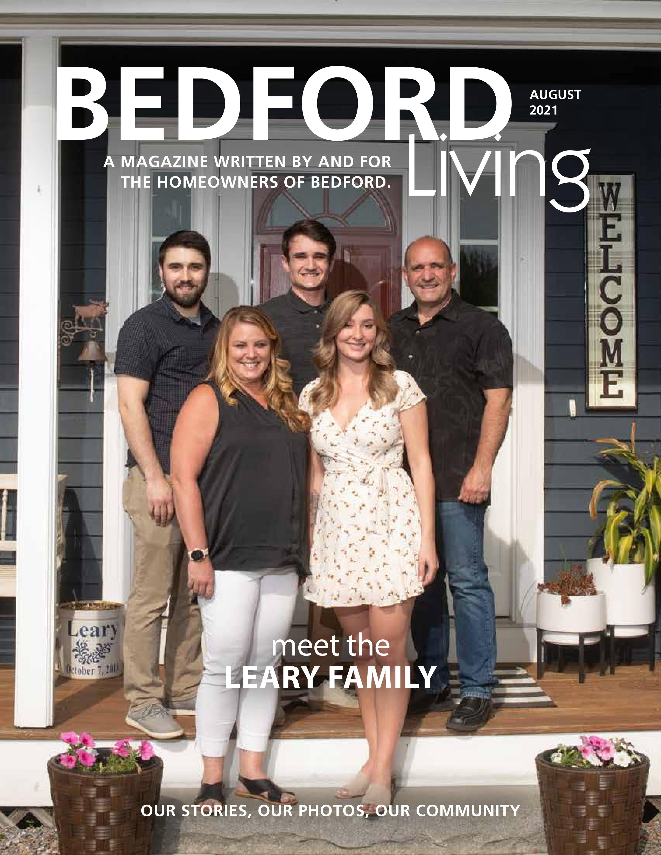 Bedford Living 2021-08-01