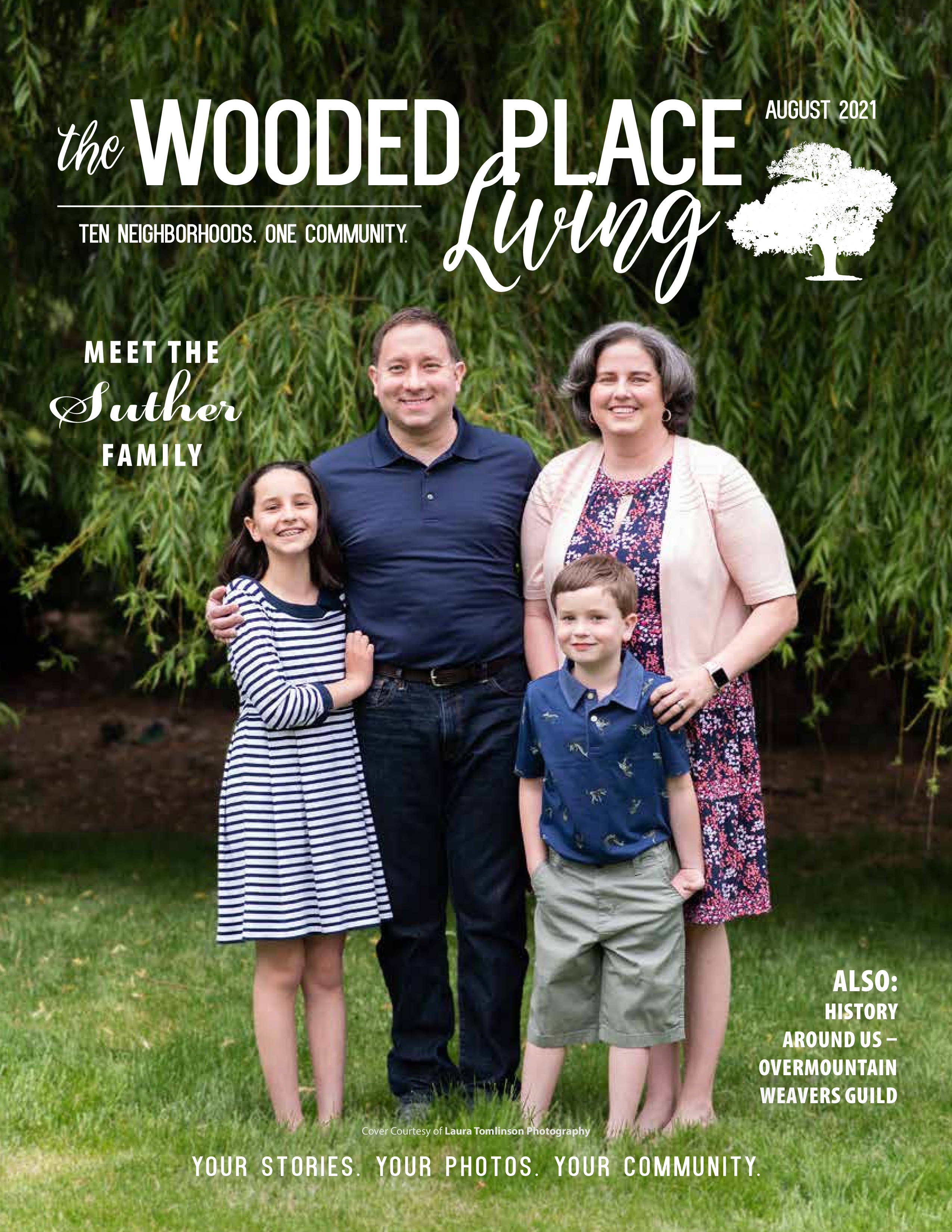 The Wooded Place Living 2021-08-01