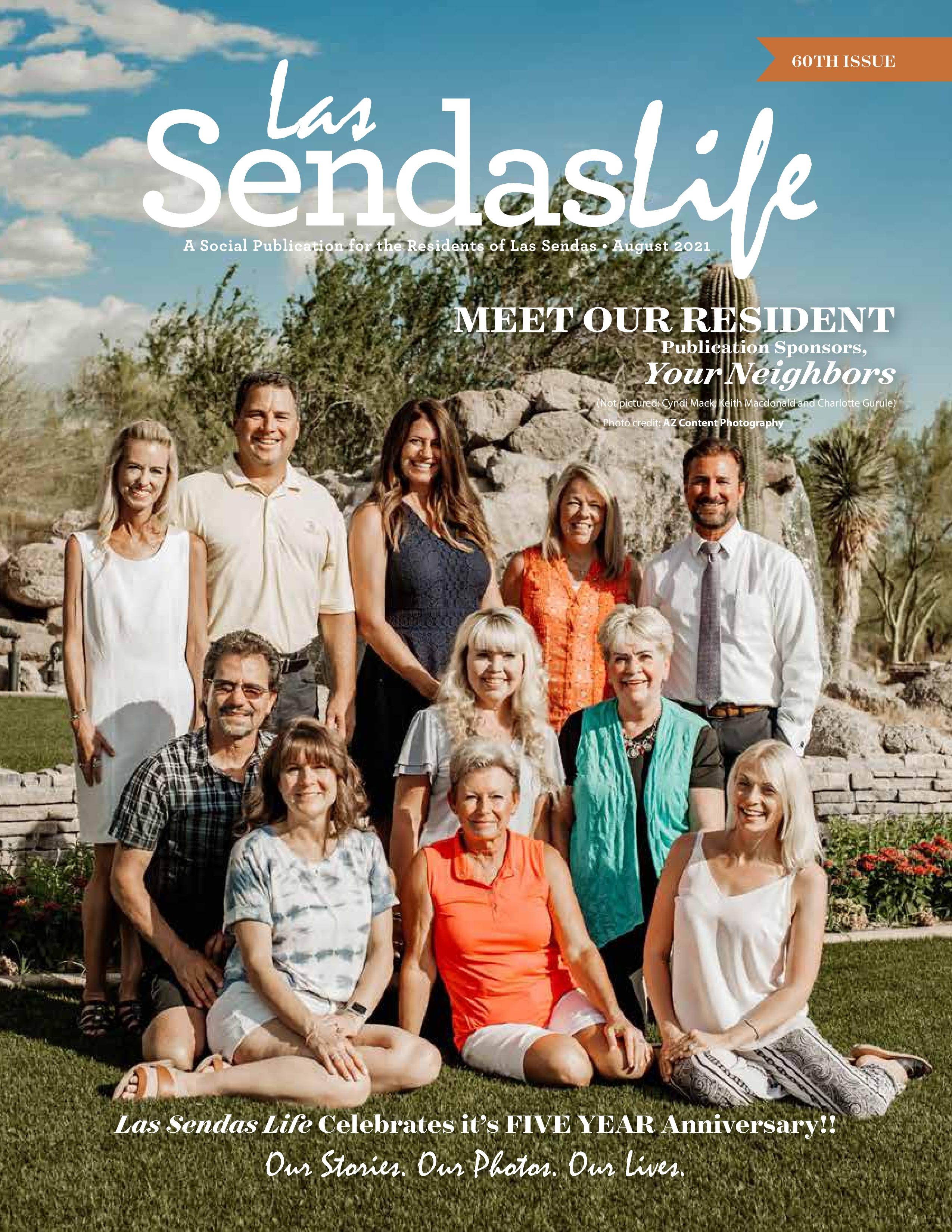 Las Sendas Life 2021-08-01