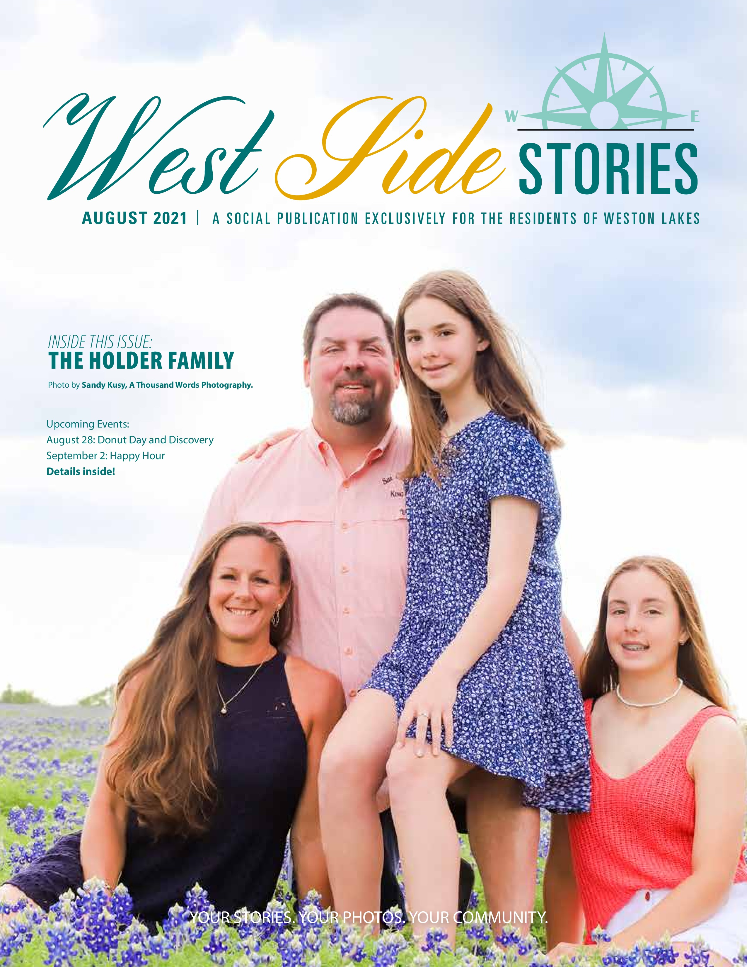 West Side Stories 2021-08-01