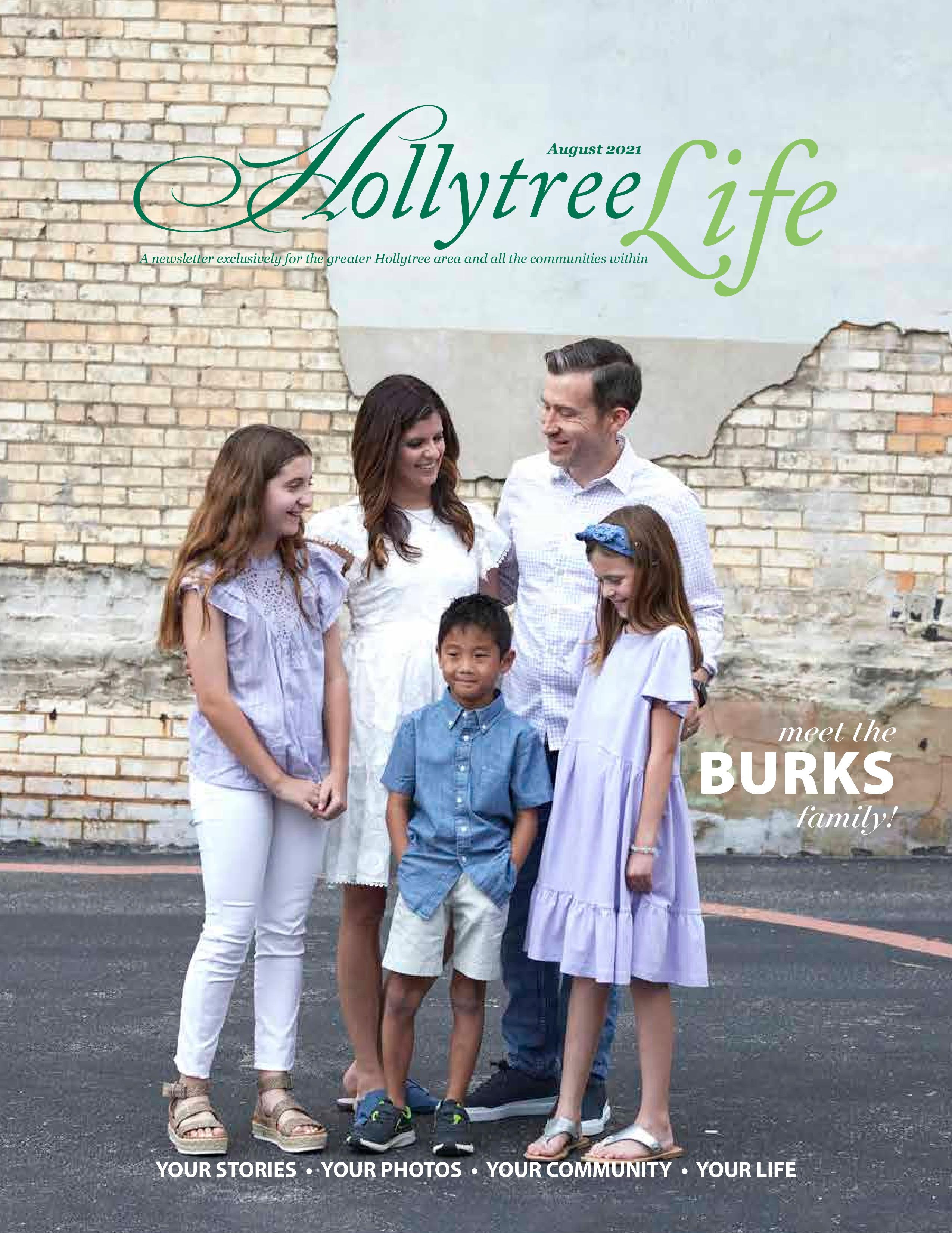 Hollytree Life 2021-08-01