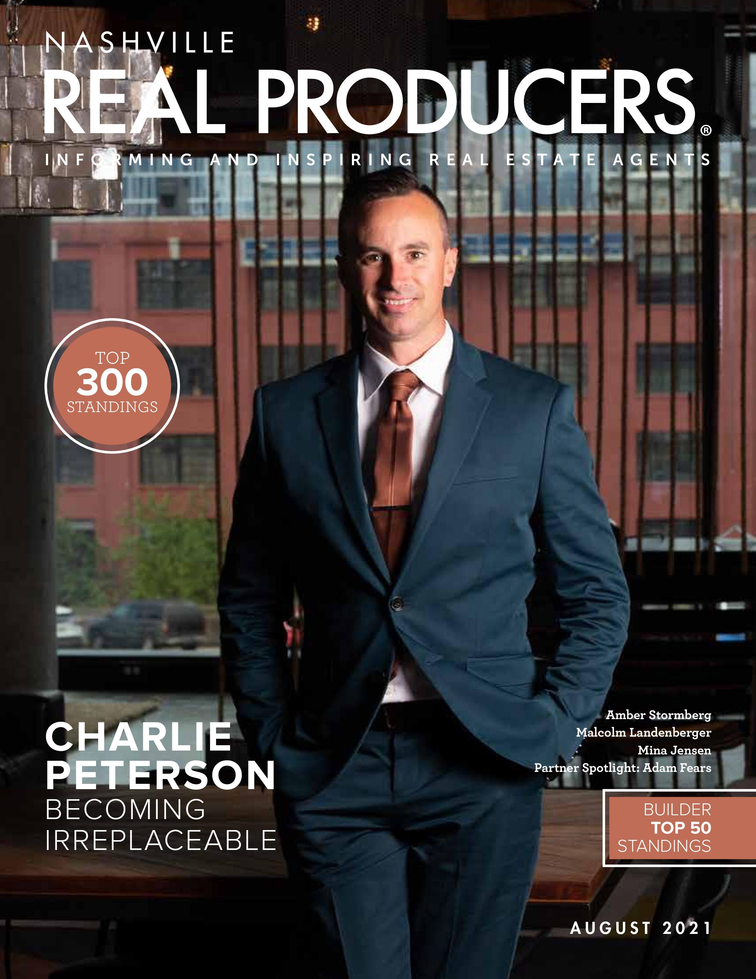 Nashville Real Producers 2021-08-01