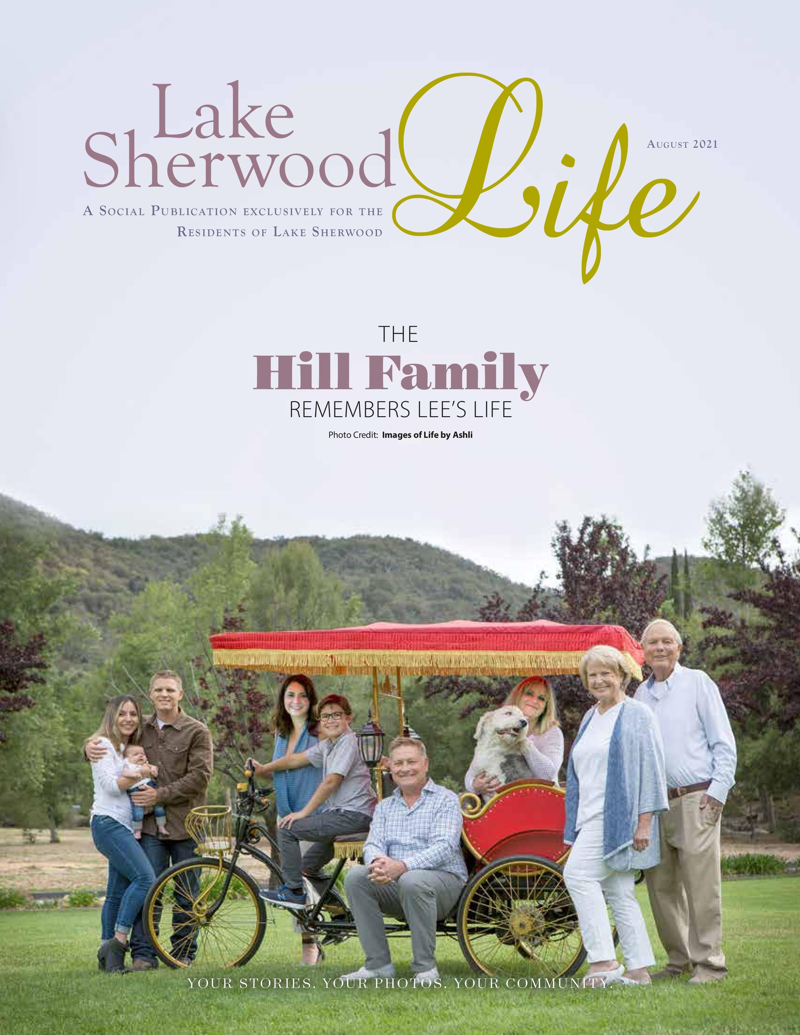 Lake Sherwood Life 2021-08-01